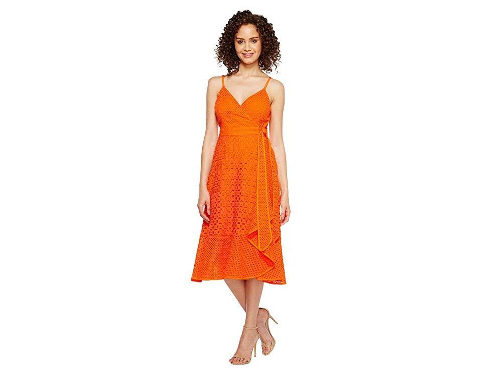 a7c2d11ef9daa3 Trina Turk Kacie Dress (caliente) Dress in Red - Lyst
