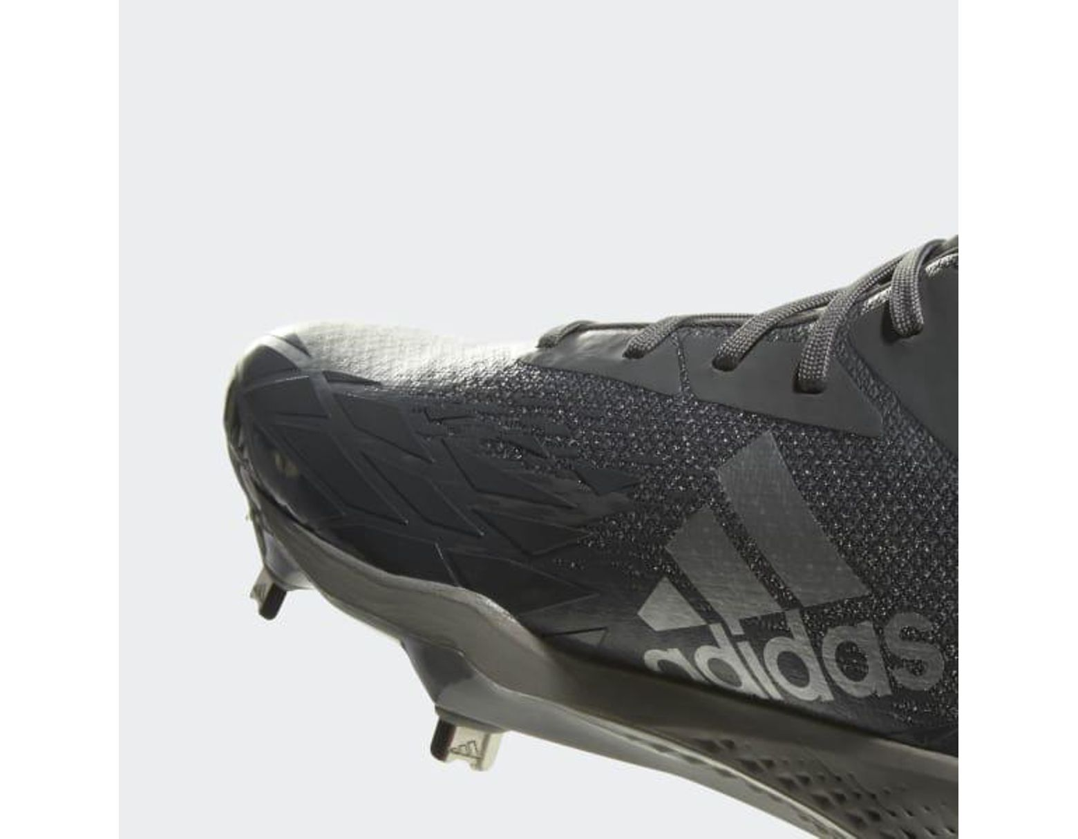 bcb74f9de26e adidas Adizero Afterburner V Dipped Cleats in Gray for Men - Lyst