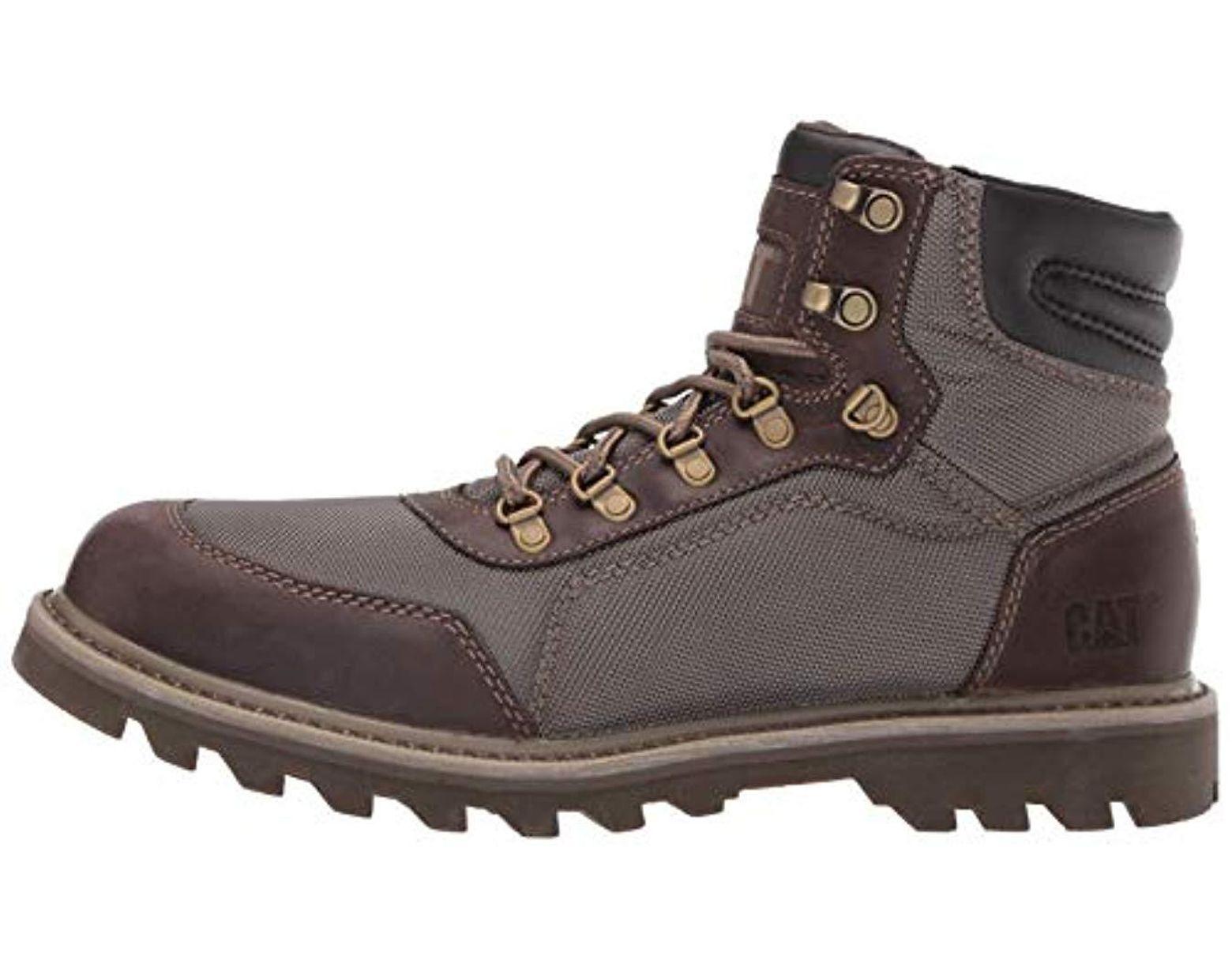 4ba03c66dcf41 Men's Brown Gridiron Lite Fashion Boot