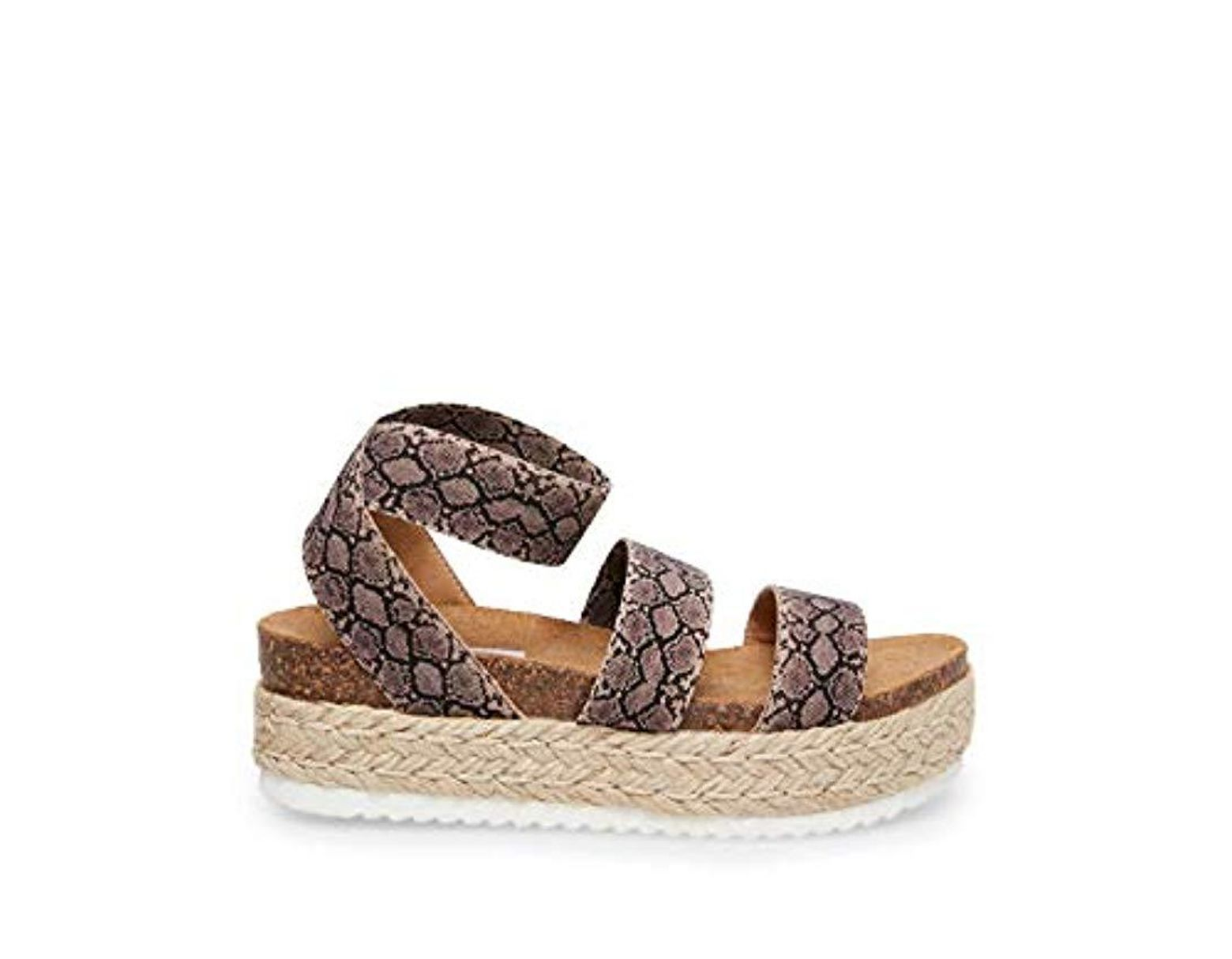 fa90efac55f Women's Brown Kimmie Espadrille Wedge Sandal