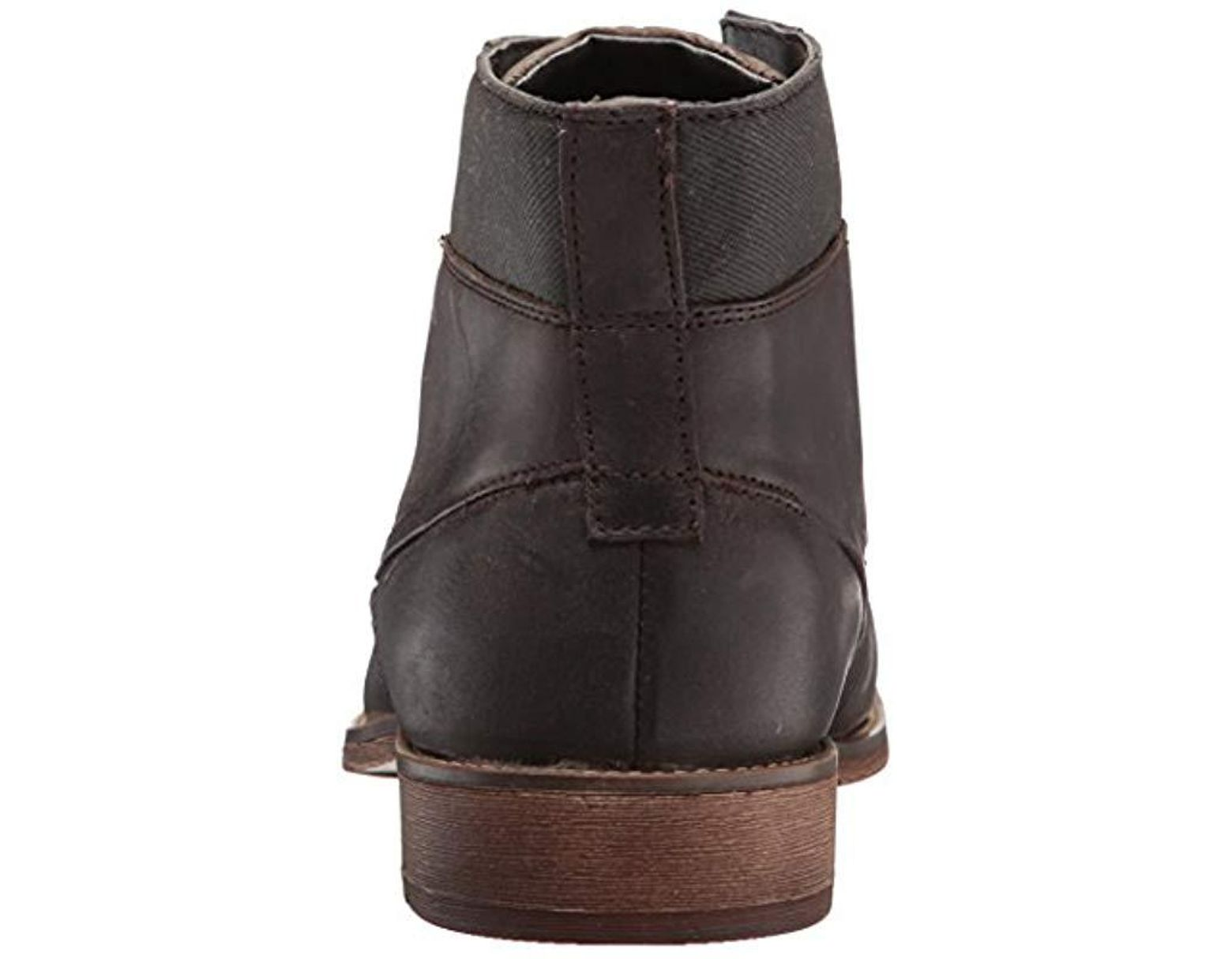 89fe21b62cd Men's Brown Quibb Chukka Boot