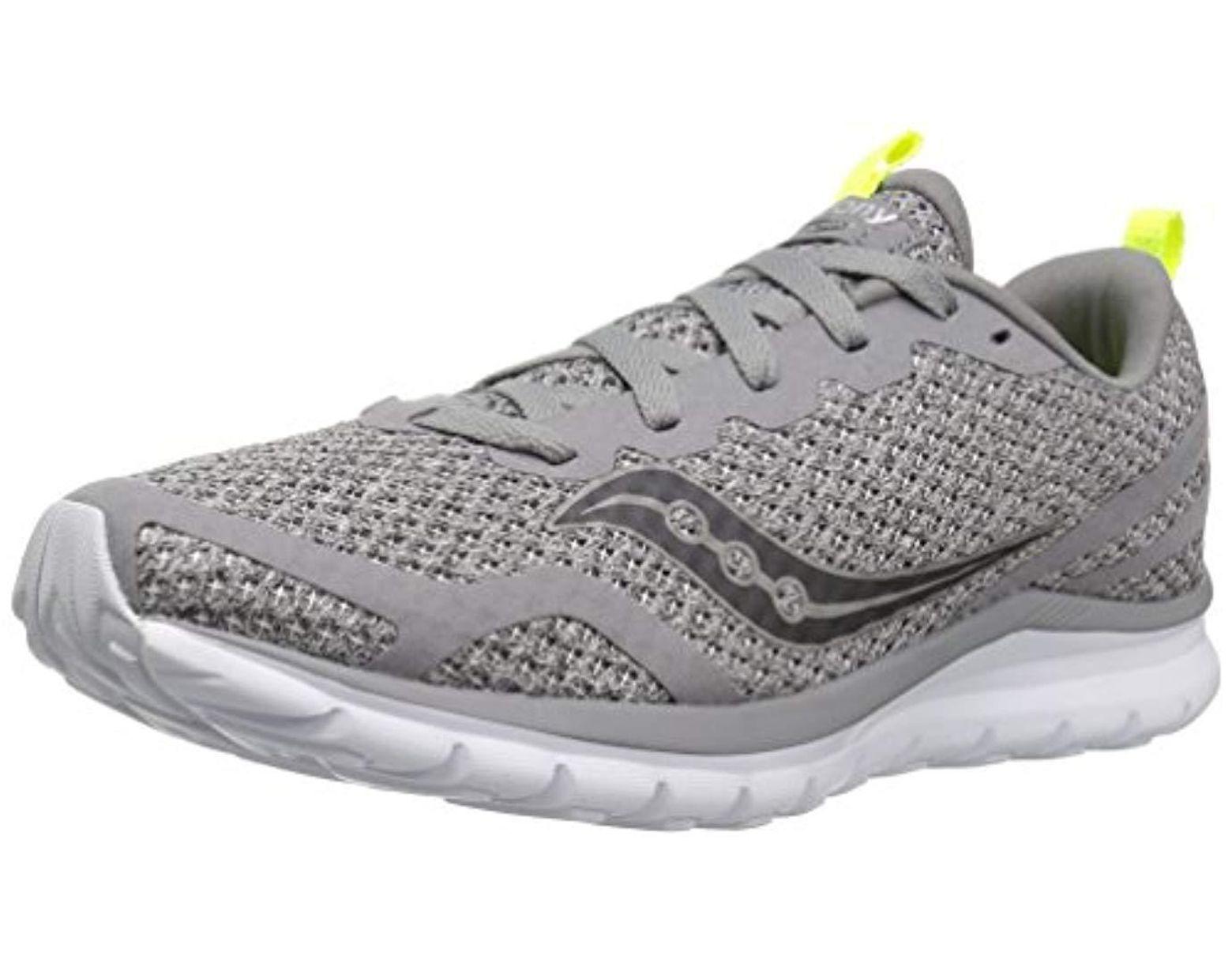 d36ff4f2bc733 Men's Gray Feel Sneaker