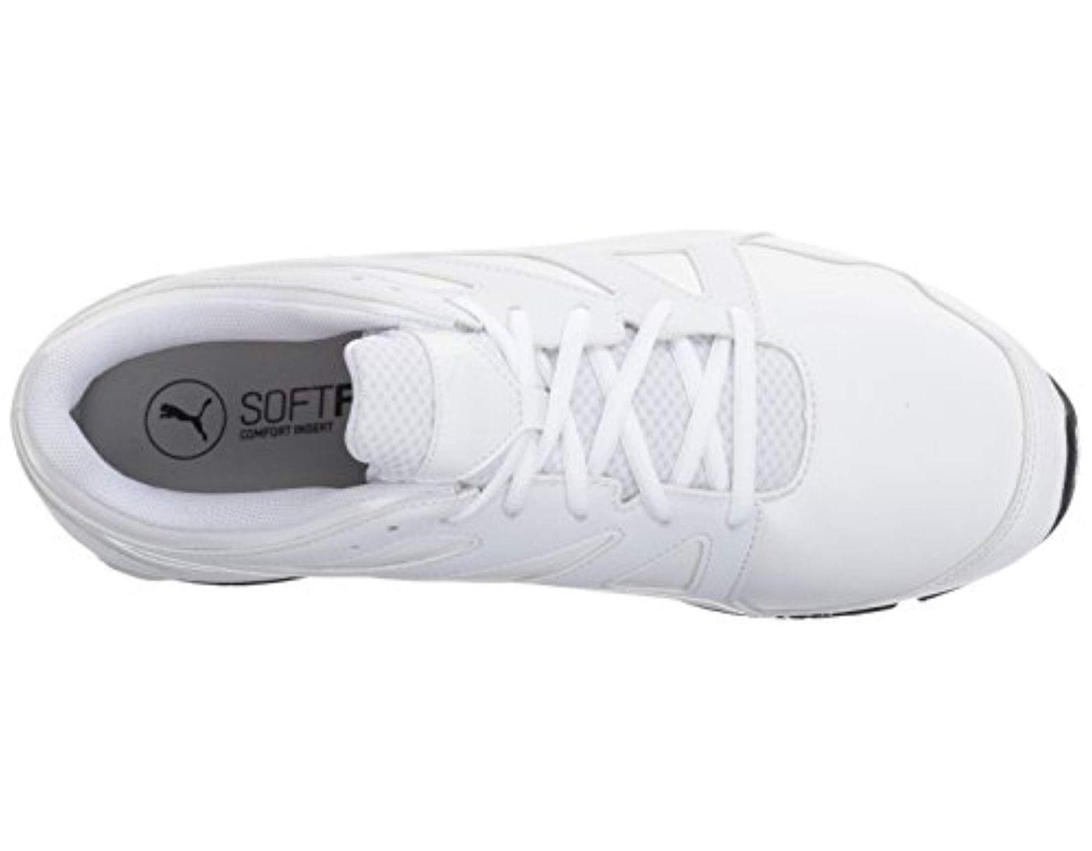 0701cc161e9 Men's White Tazon Modern Fracture Sneaker
