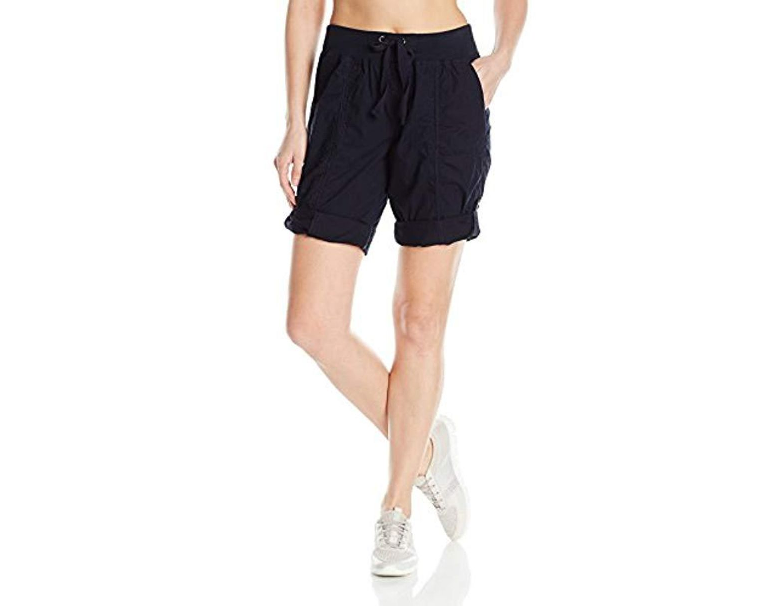 calvin klein women's performance shorts