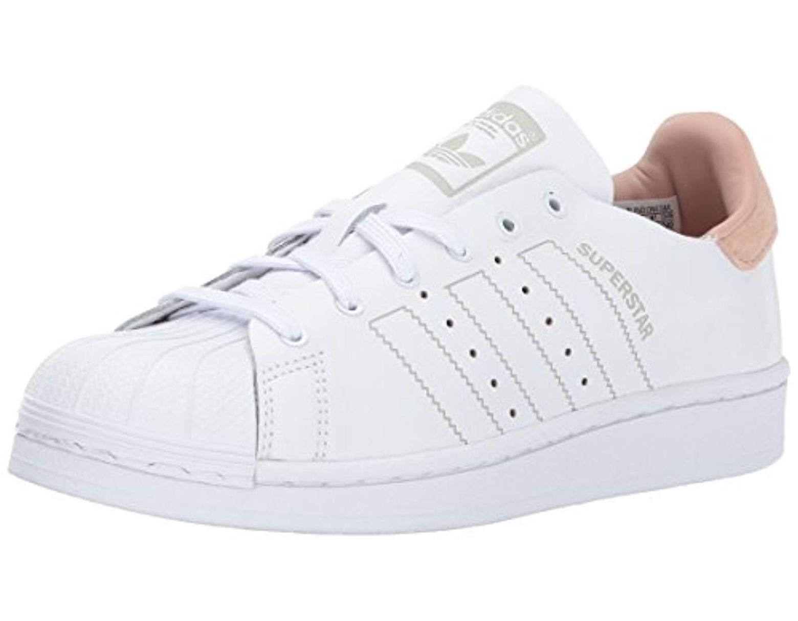 Adidas Originals Superstar Decon W, Whitewhitewhite, 10 Medium Us
