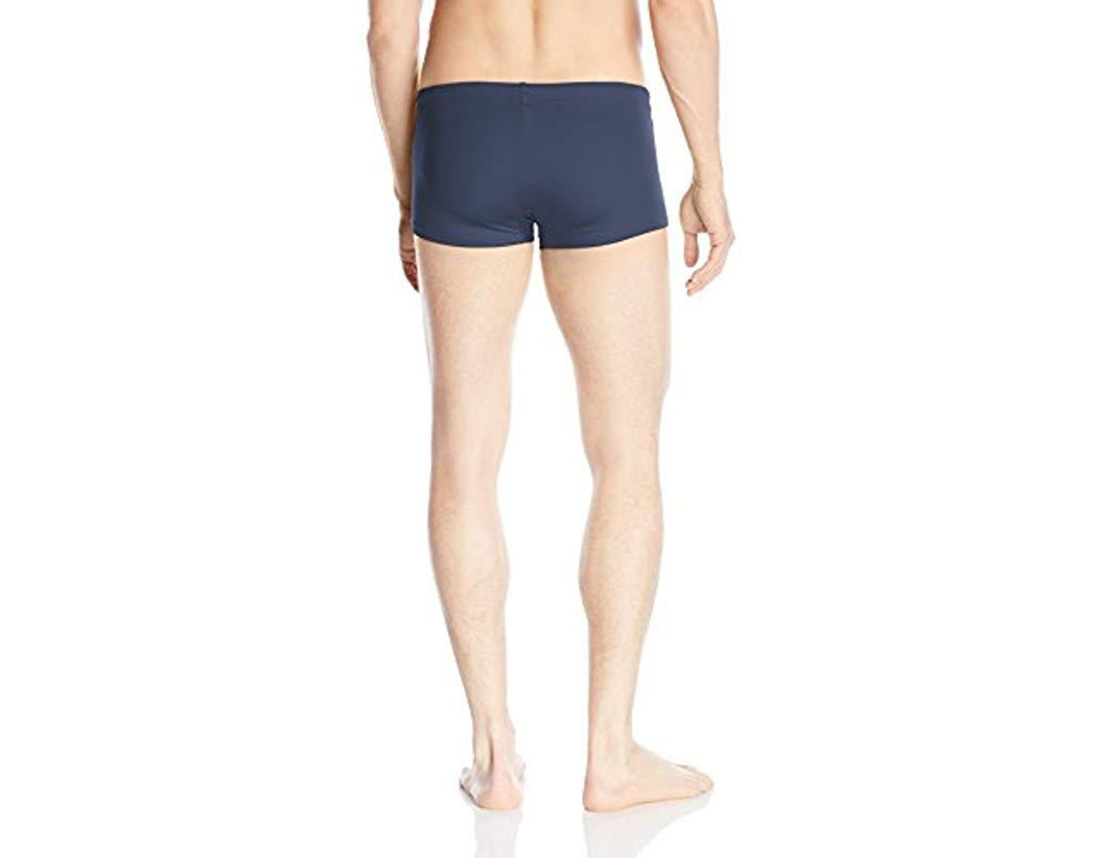188fe4fee7 Emporio Armani Basic Sea World Swim Trunk in Blue for Men - Save 40% - Lyst