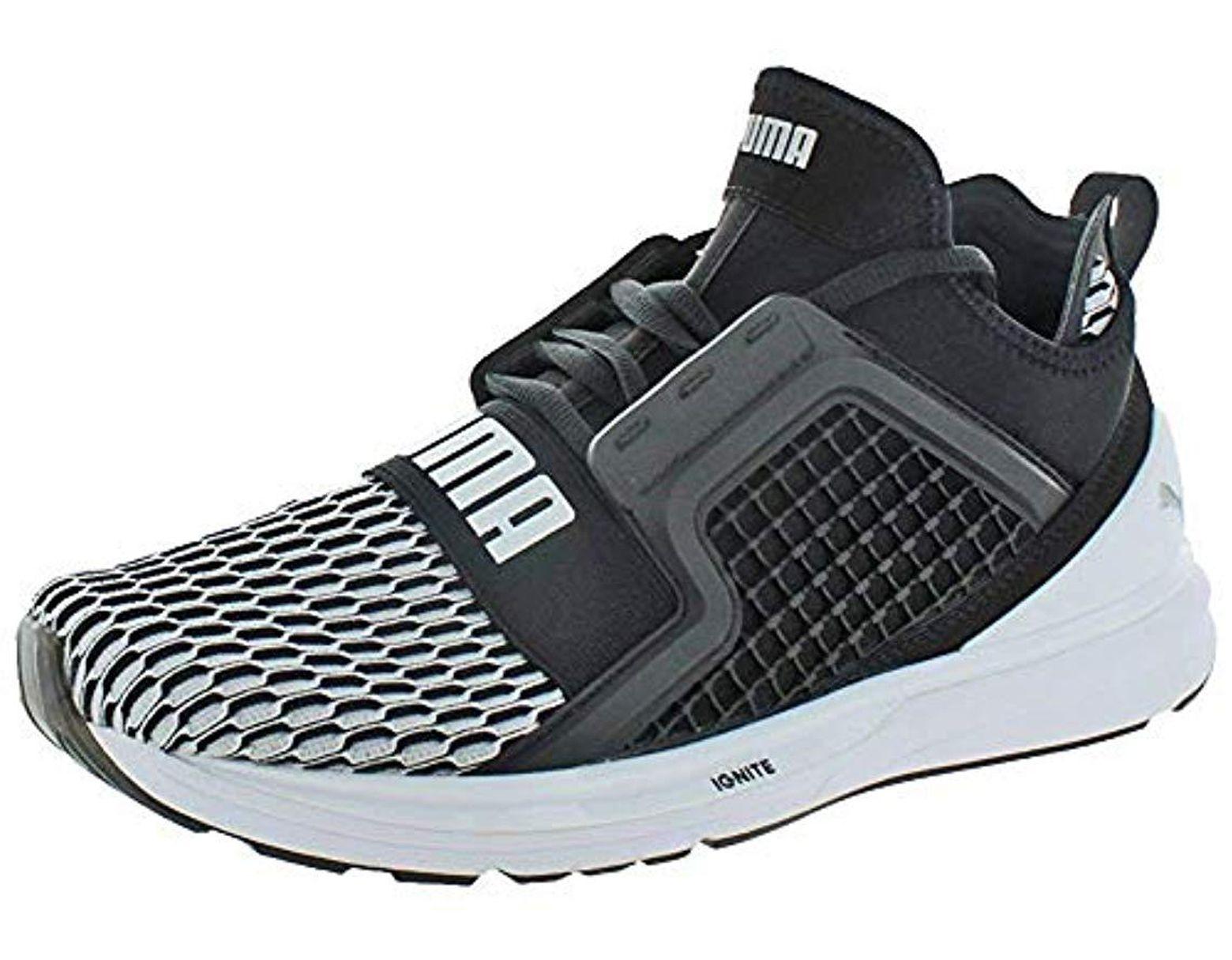 Cross Trainer Men's Black Limitless Shoe Ignite ZPXuOki