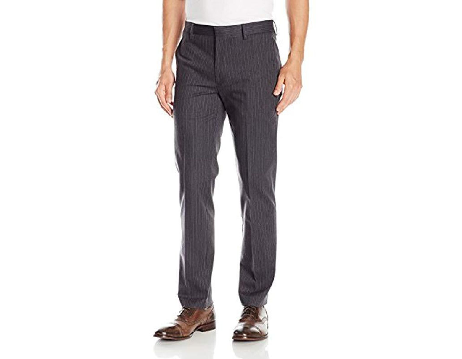 8f72356e5c78d Men's Insignia Wrinkle-free Khaki Slim-fit Pant