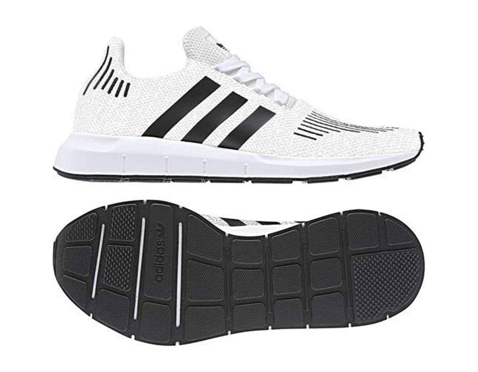 ac8b68e91 Lyst - adidas Originals Swift Run (hi-res Yellow hi-res Yellow footwear  White) Men s Shoes in White for Men - Save 19%