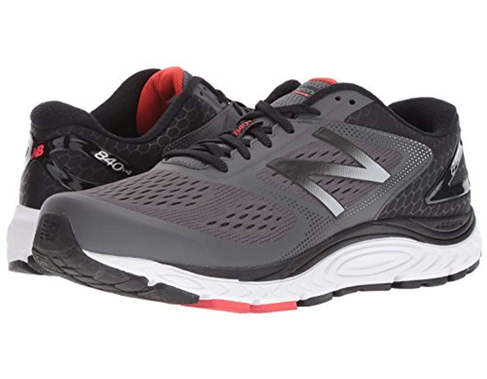 4818cd69016c9 Men's Gray 840v4 Running Shoe
