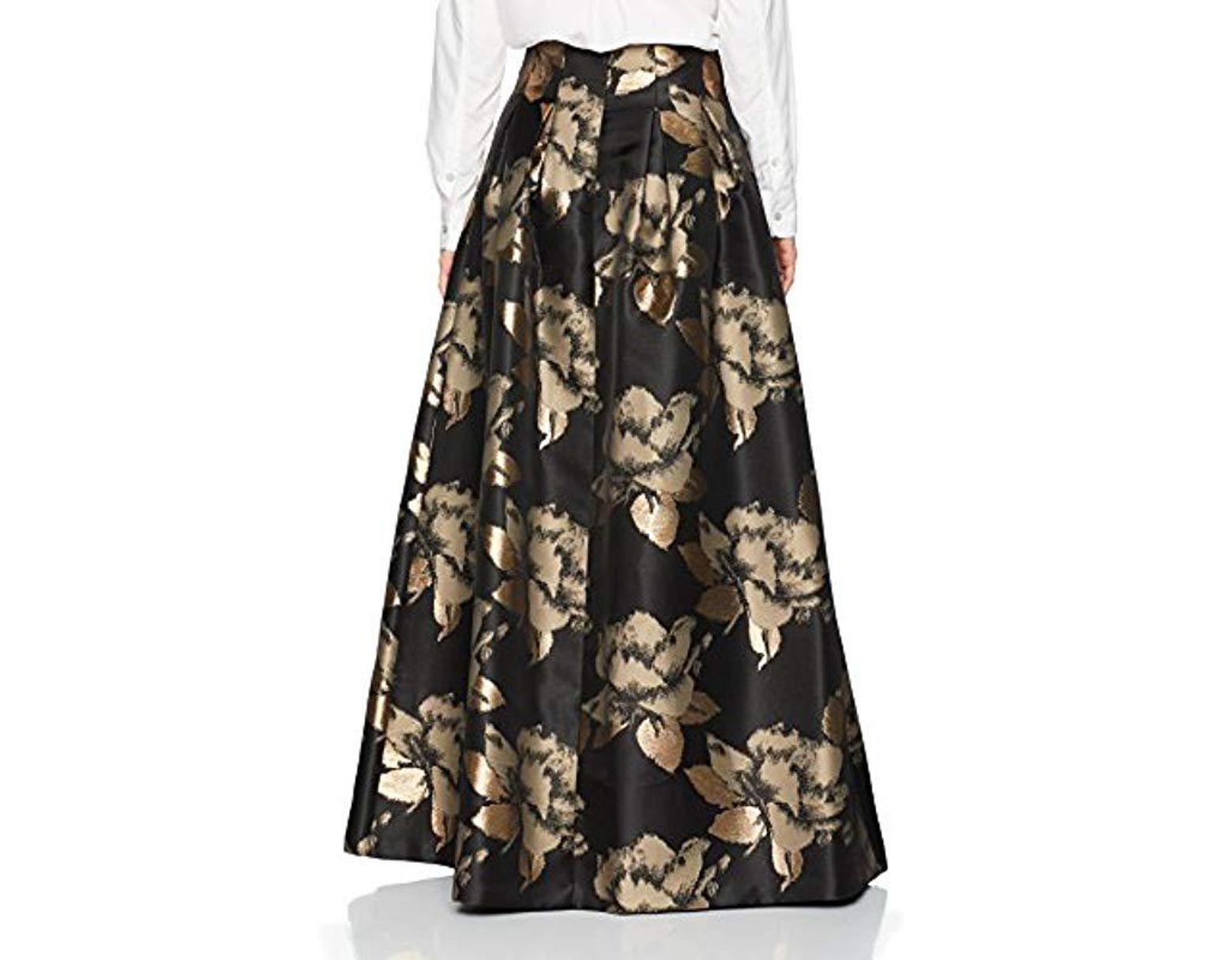 fb7576a79 Eliza J Separate Ballgown Skirt In Floral Print in Black - Save 57% - Lyst