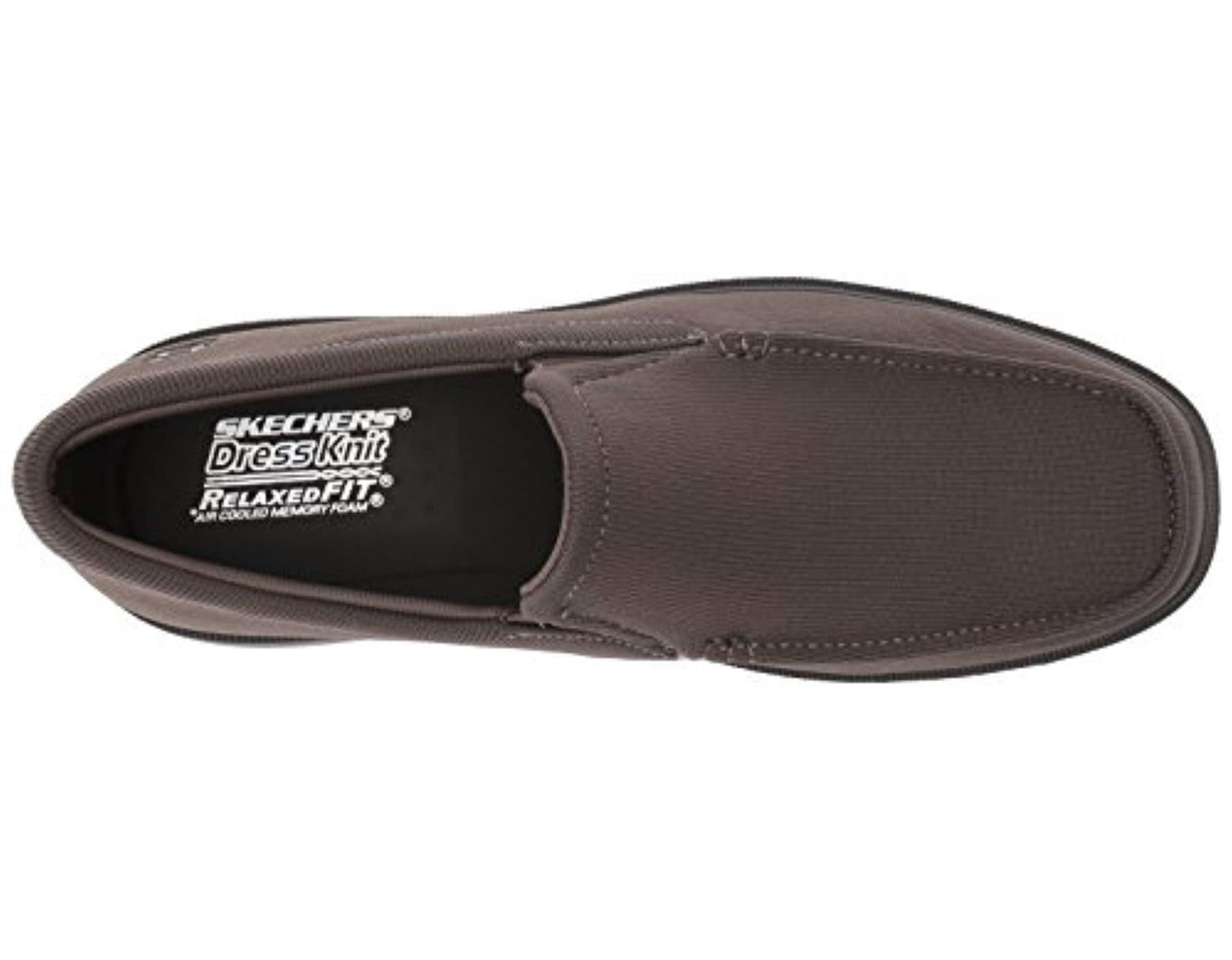 Lyst Skechers Relaxed Fit®: Caswell in Black for Men