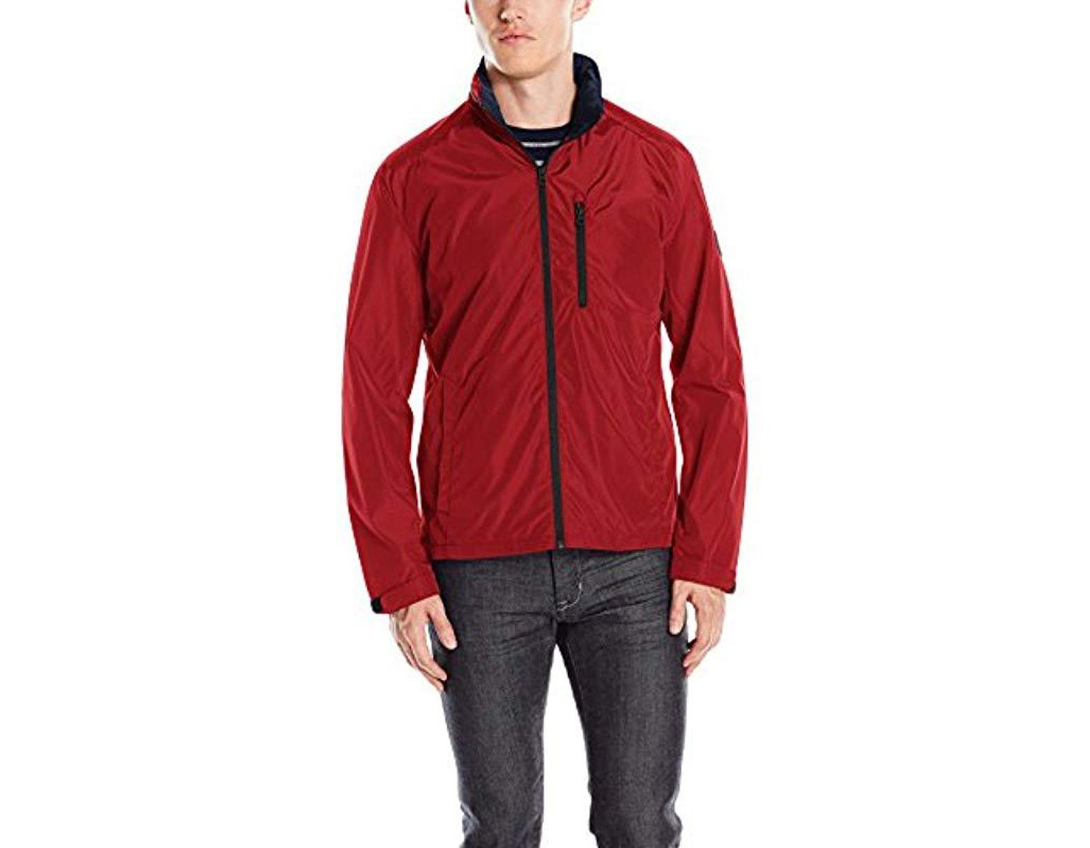 65c0c8adb Men's Red Archer Lightweight Jacket