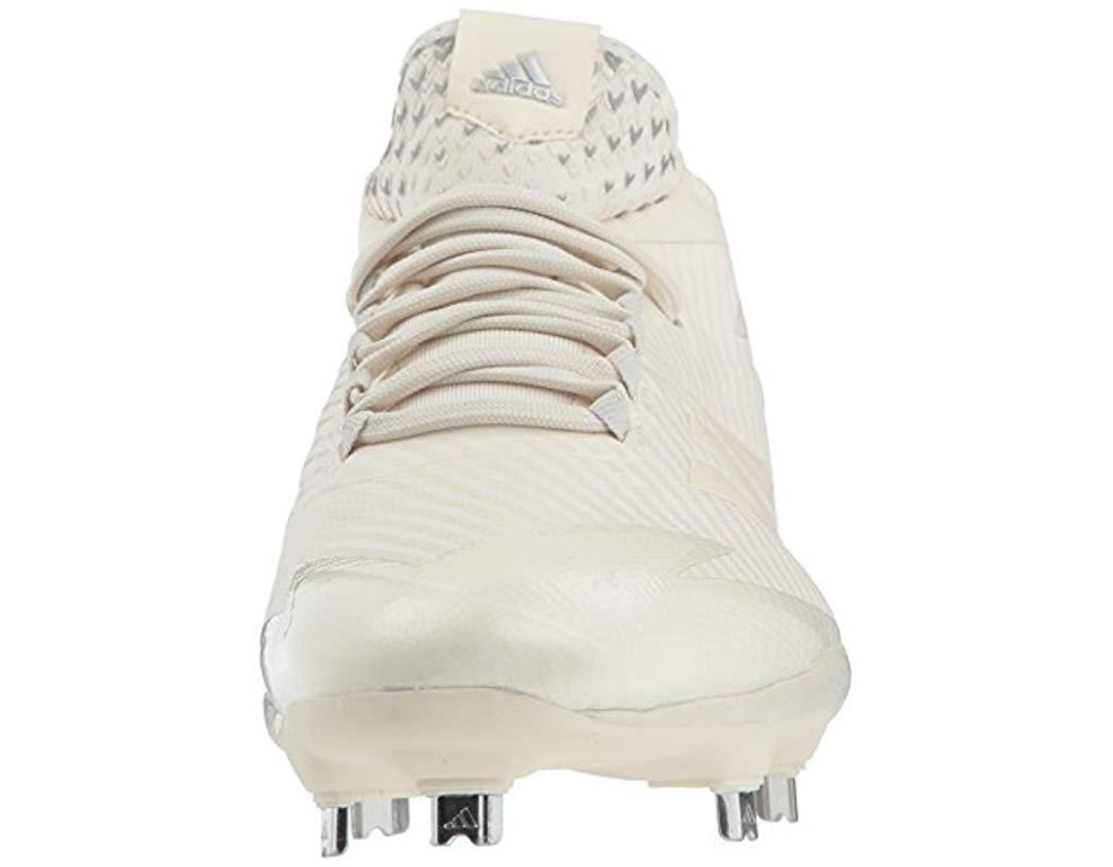 8c2bd9ee2294 adidas Performance Adizero Afterburner 4 in White for Men - Save 21% - Lyst
