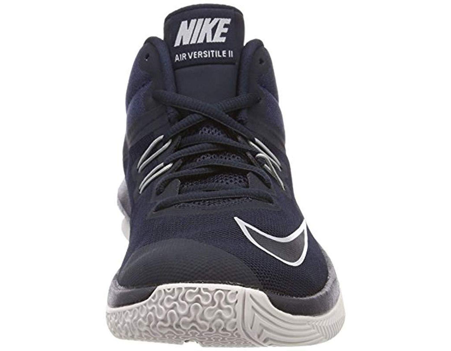 f080b148dbdc8 Men's Gray Air Versitile Ii Basketball Shoes