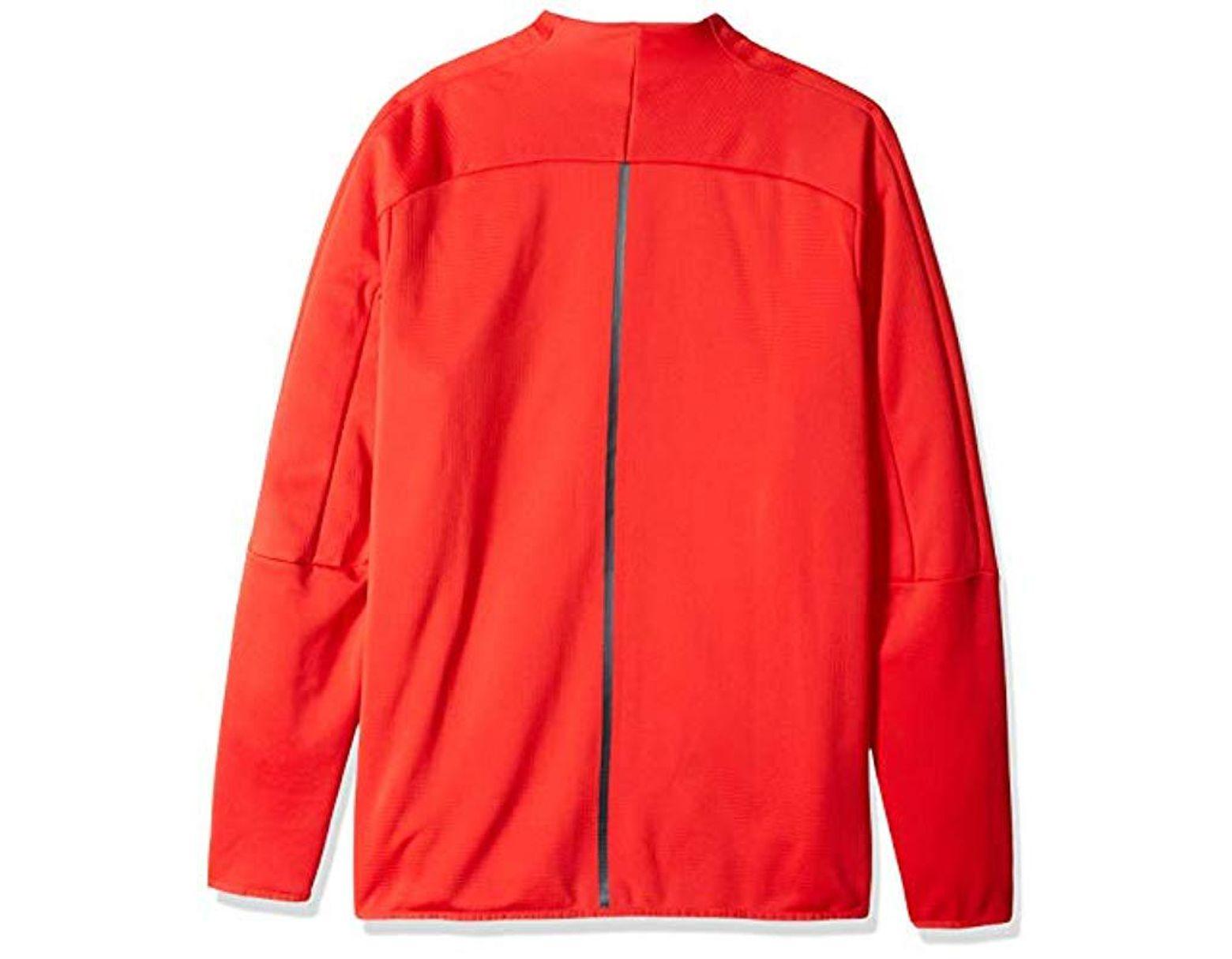 6d4e06402755c Men's Red Ferrari T7 Track Jacket