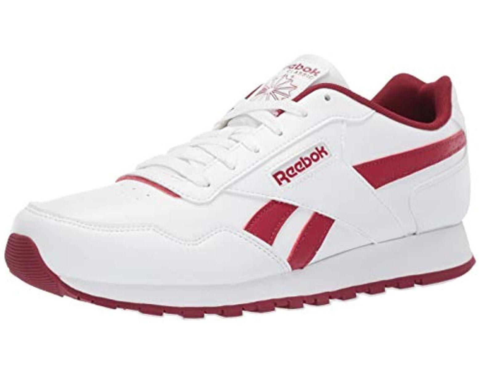 Men's Sneaker Harman Men's White White Classic WrCBxoed