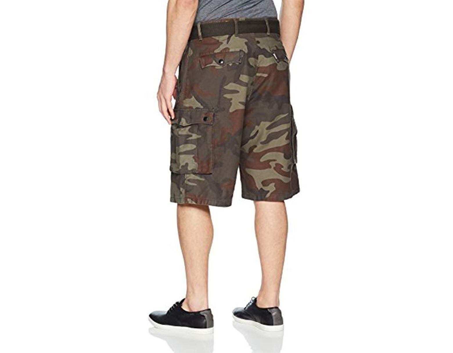 1bce711530 Levi's Snap Cargo Short for Men - Save 21% - Lyst
