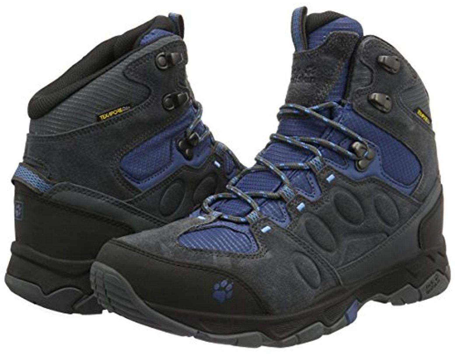87be8f740b6 Men's Blue Mtn Attack 5 Texapore Mid M Hiking Boot
