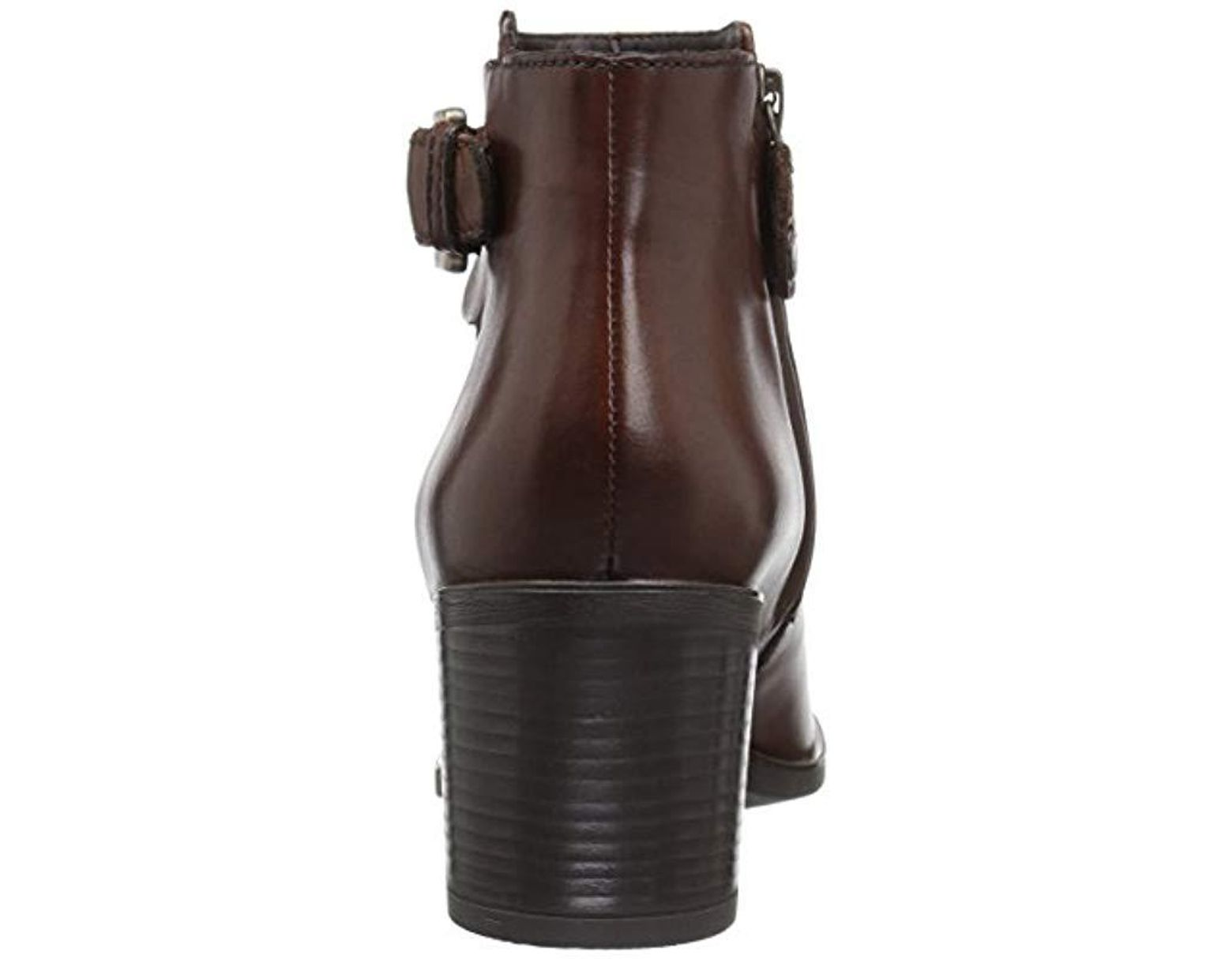 e8b7f47f844 Women's Brown Wglynna1 Ankle Bootie