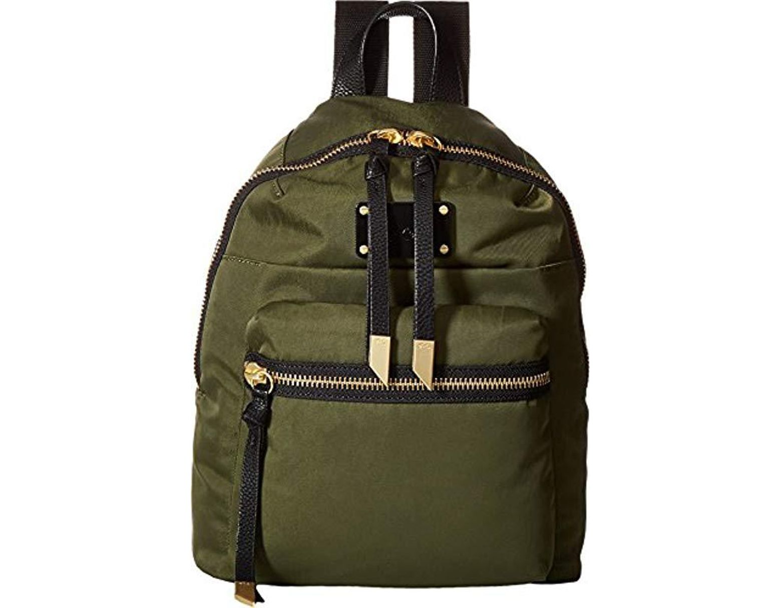 5aa3079d00a Women's Green Fusion Nylon Backpack