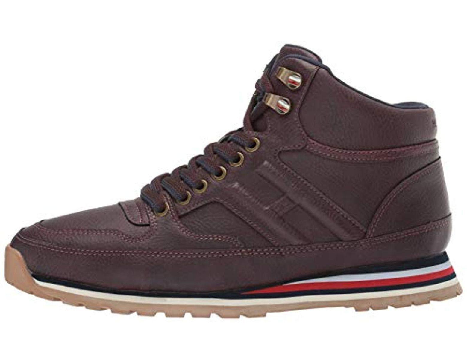 198065b1bc507 Men's Red Owens Sneaker
