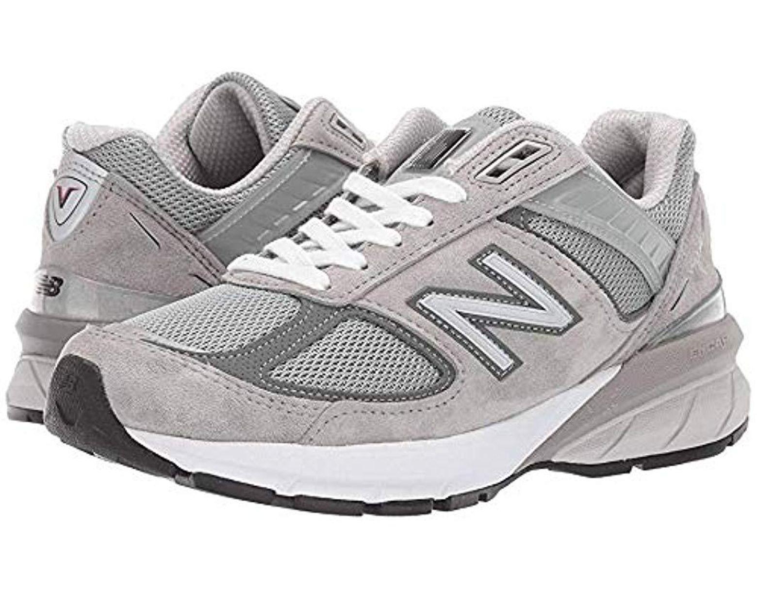 082197cfcae11 Women's Gray 990v5 Sneaker