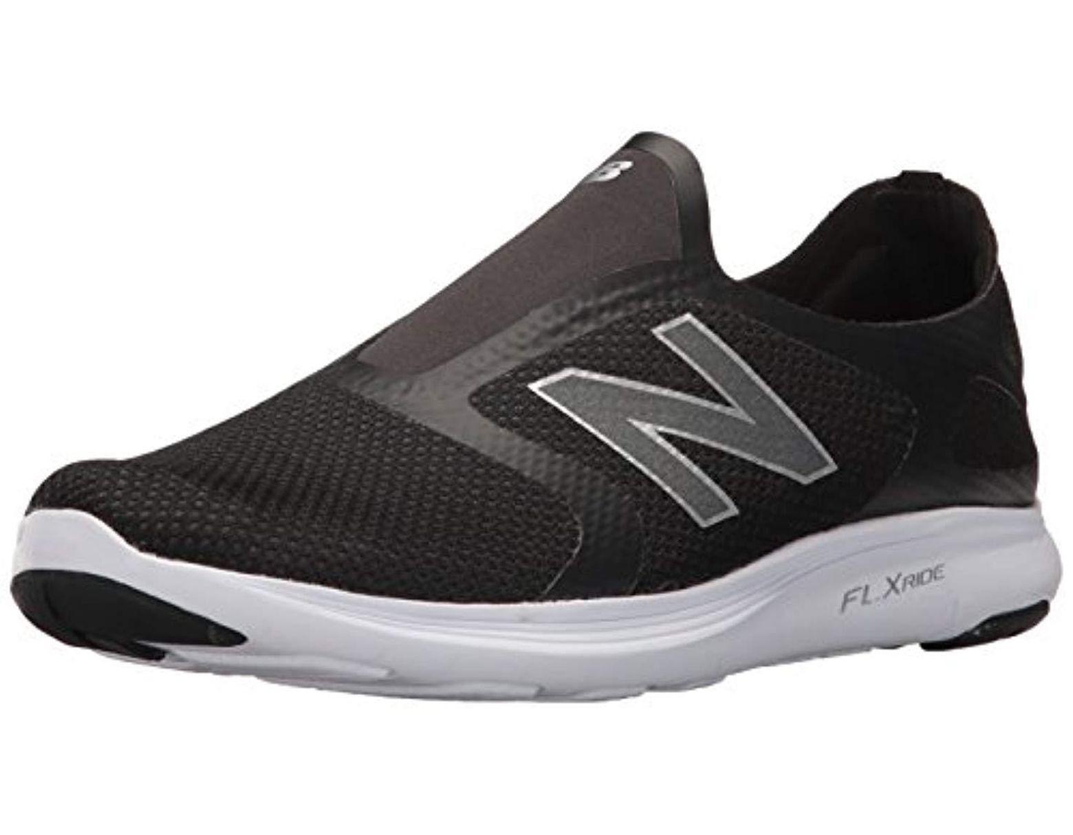 9fbc6e4fd7dcb New Balance 530v2 Running Shoe-slip On in Black for Men - Save 23% - Lyst