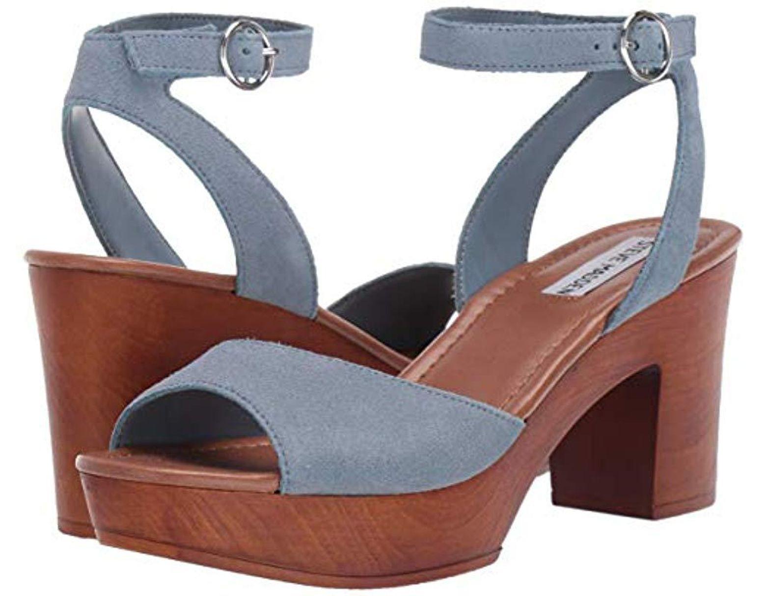 1887811e80fee Women's Blue Lonnie Heeled Sandal