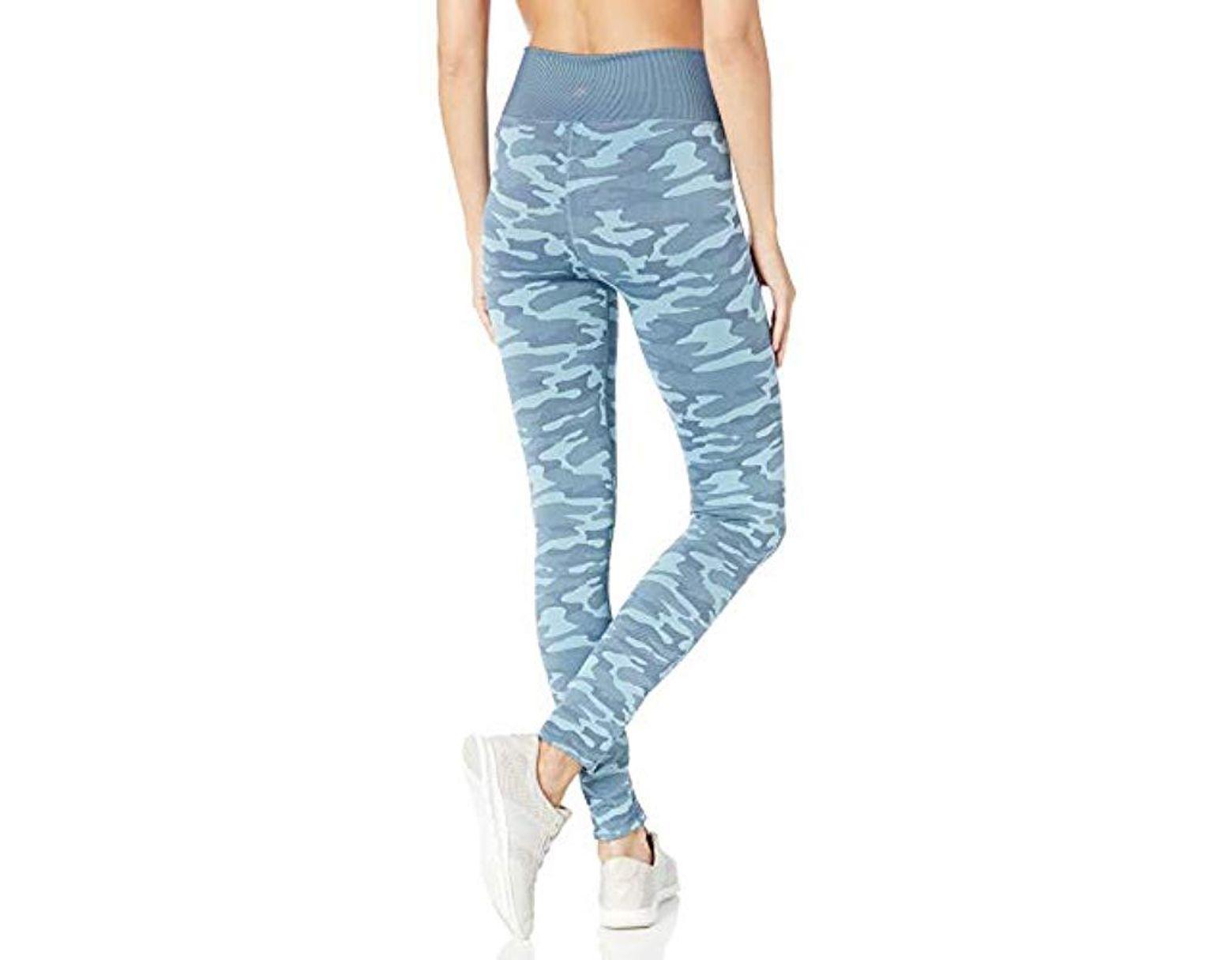 Splendid Womens Studio Activewear Workout Athletic Seamless Legging Bottom