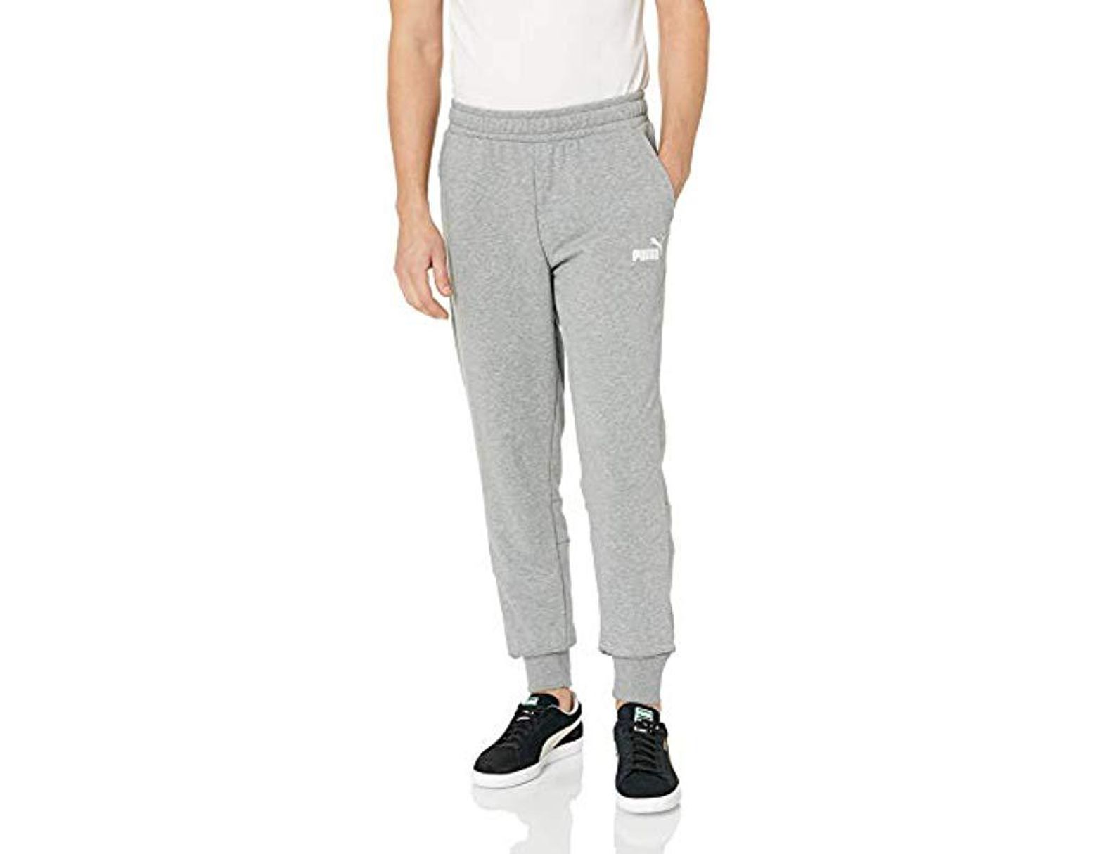 0c6cfa13bff22 Men's Gray Amplified Sweat Pants