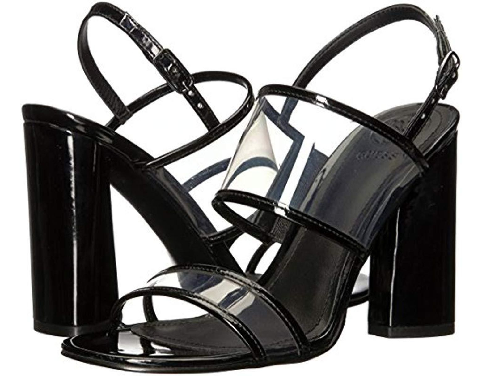 Women's Sandal Women's Black Amidala Heeled Amidala Black 4q5LA3Rj