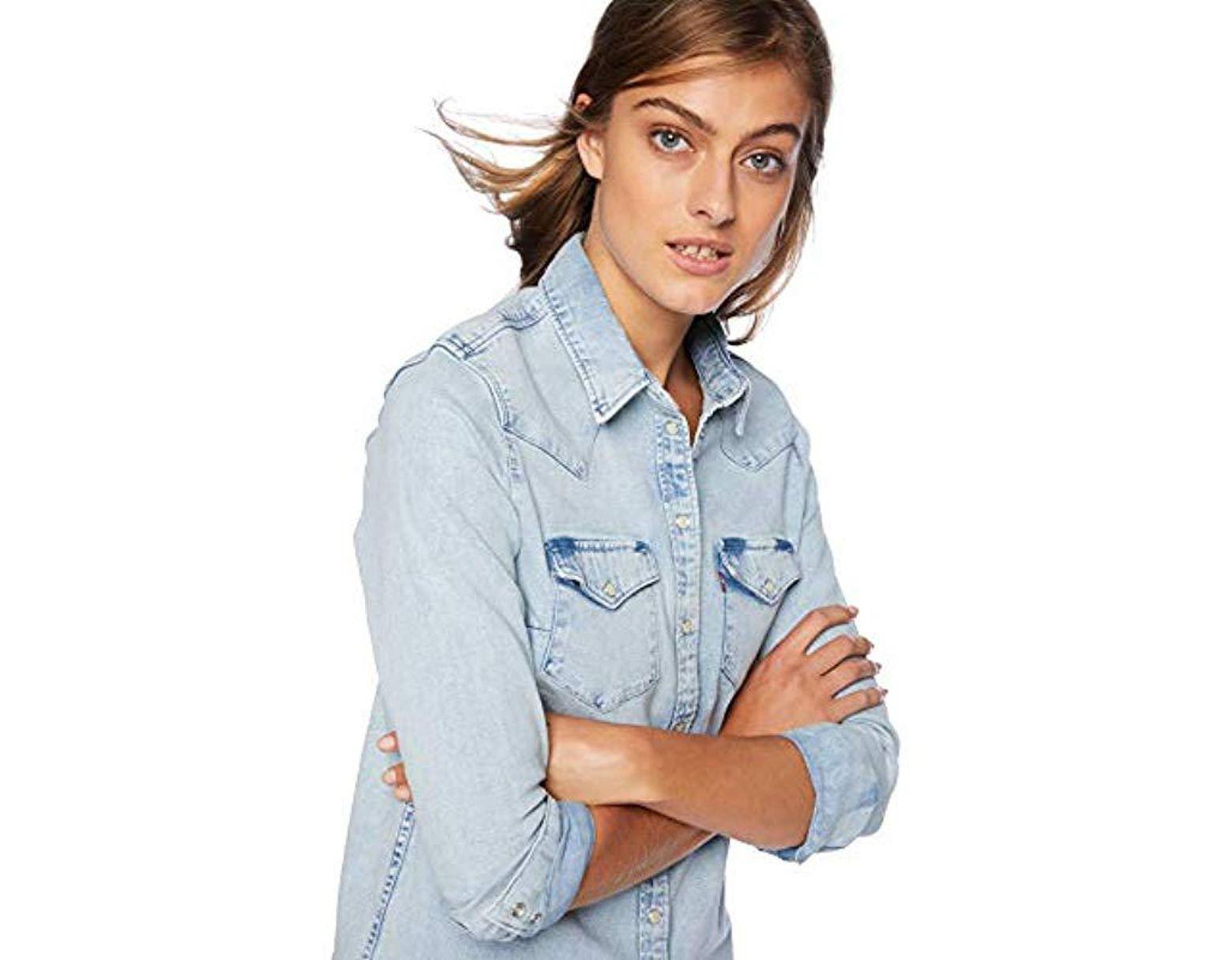 0d9d5f252e Women's Blue Ultimate Western Shirt
