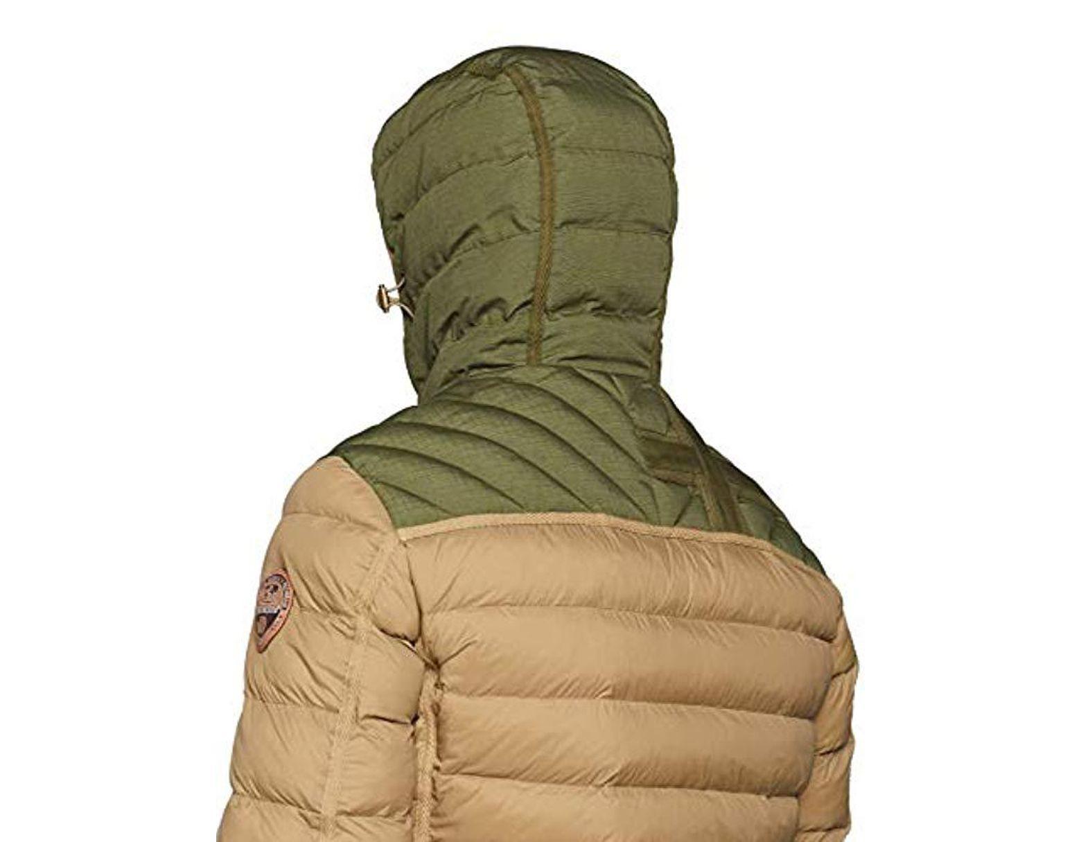 67abf566f6be8 Napapijri Articage Jacke Jacket in Natural for Men - Lyst