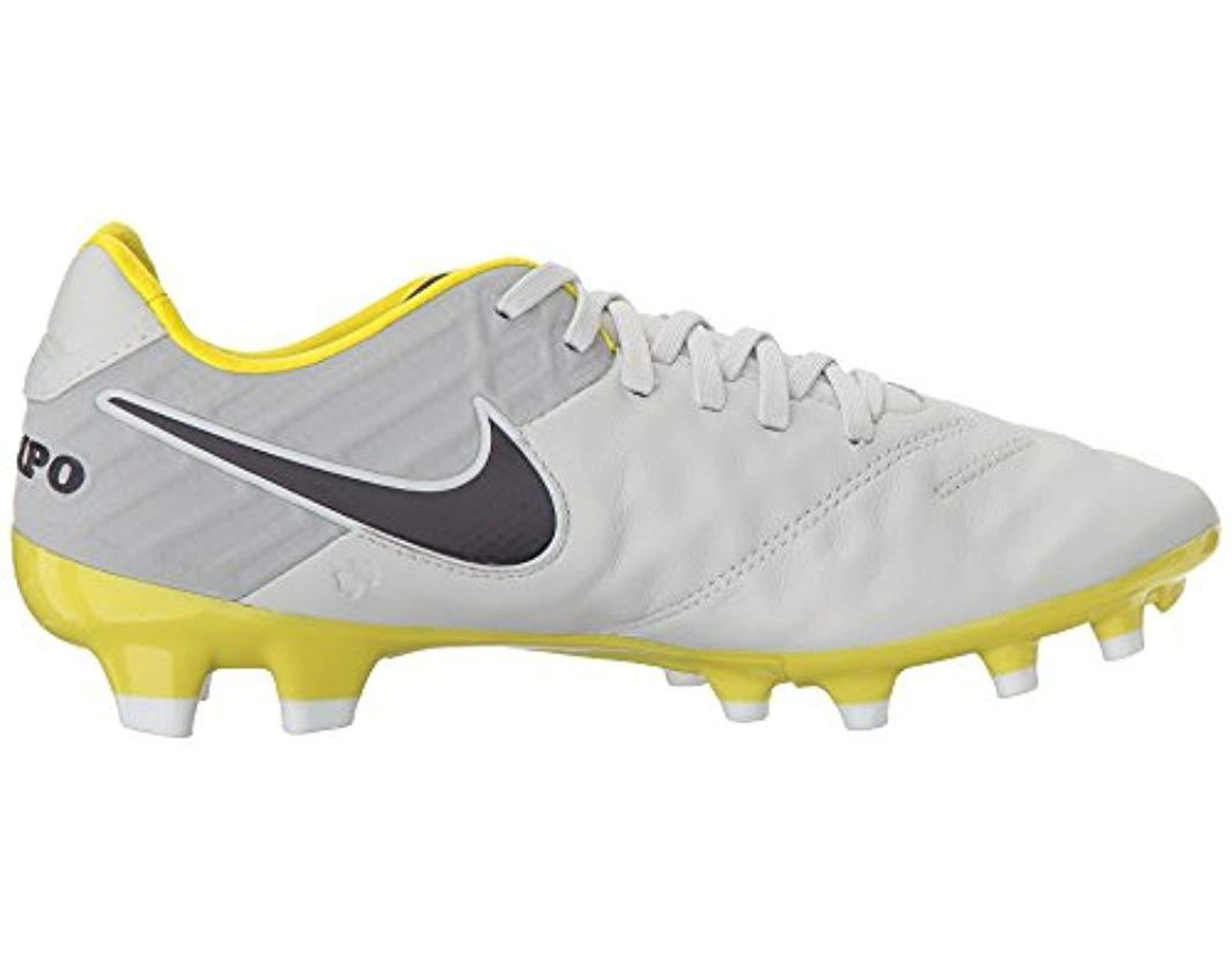 913341b279743 Women's Tiempo Legacy 2 Fg Pure Platinum/purple Dynasty/electric Lime/white  Soccer Shoes