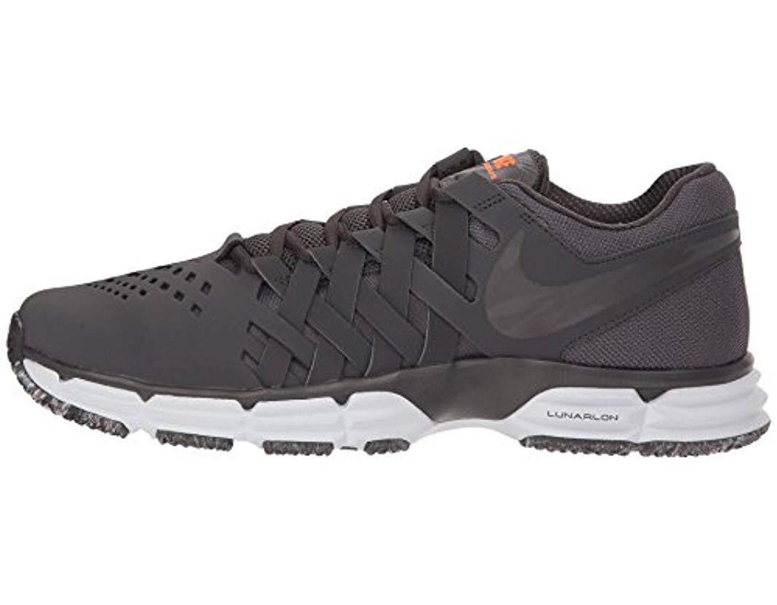 e79ffebdb2af1 Men's Gray Lunar Fingertrap Sneaker
