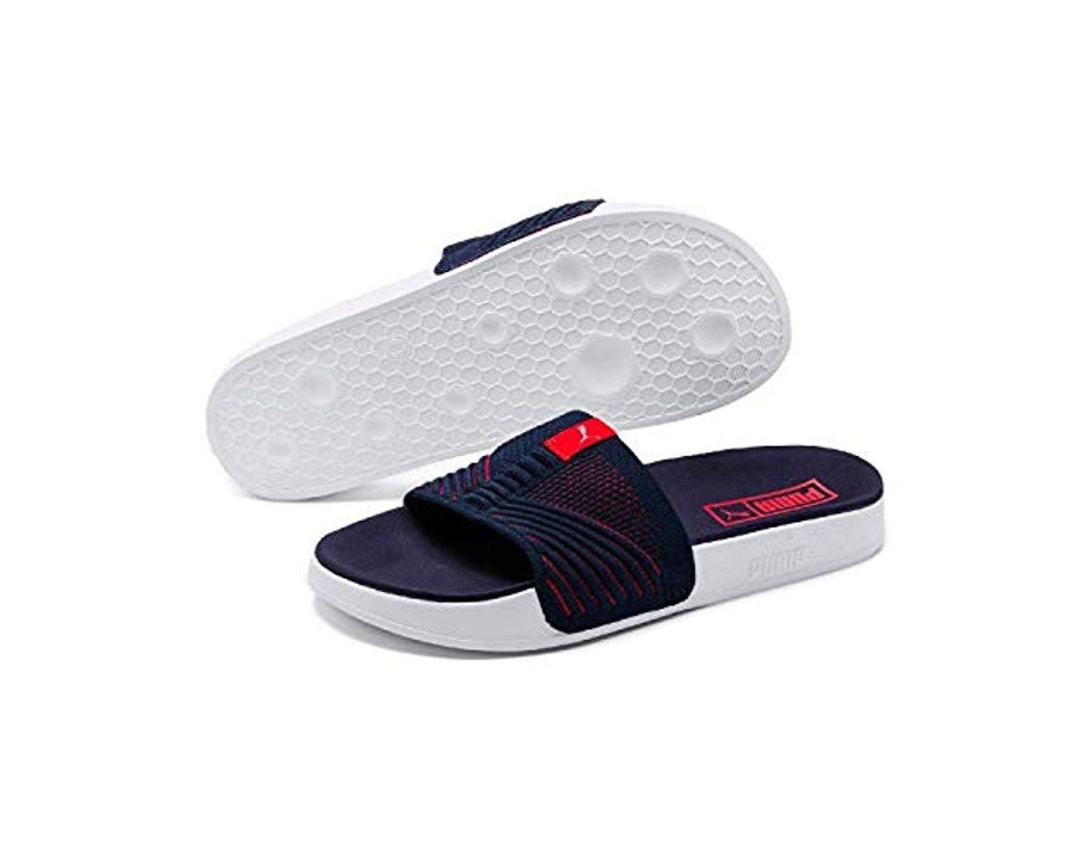 af142f5afa Blue Unisex Adults' Leadcat Knit Premium Beach & Pool Shoes