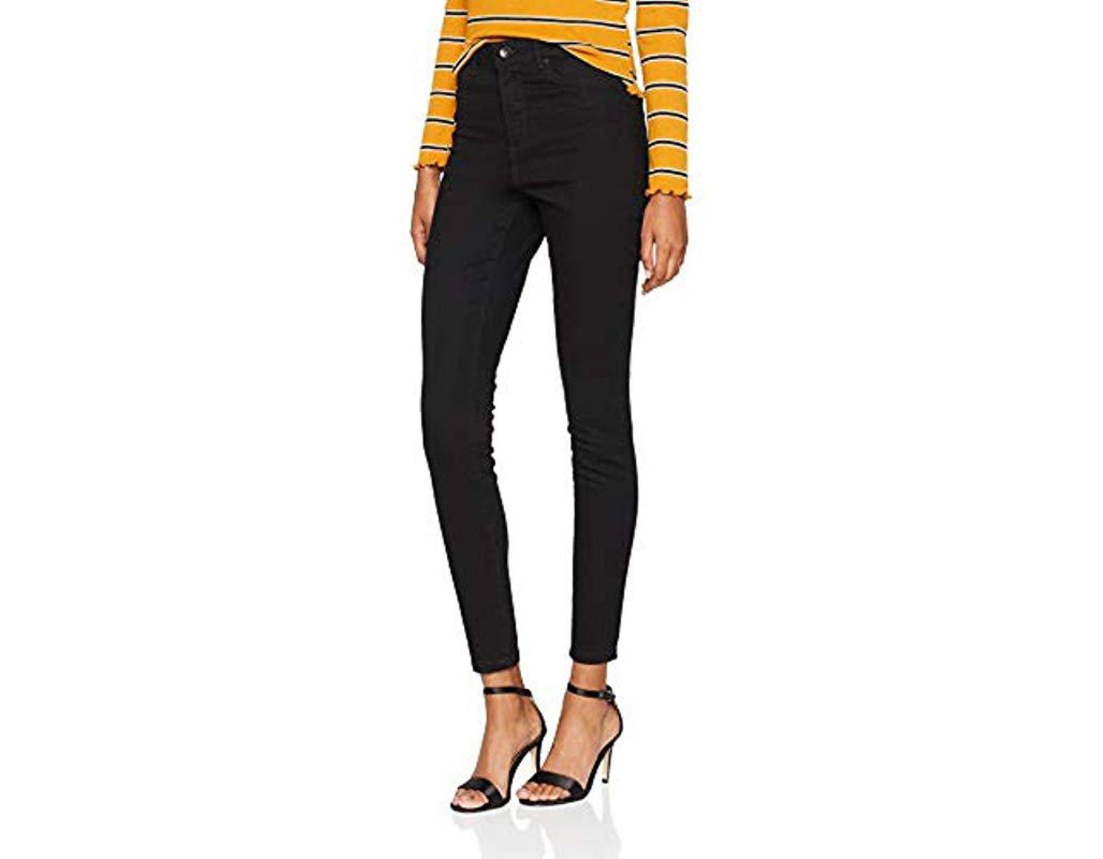 3be6849a1560 Women's Vmsophia Hw Skinny Jeans Black New Noos