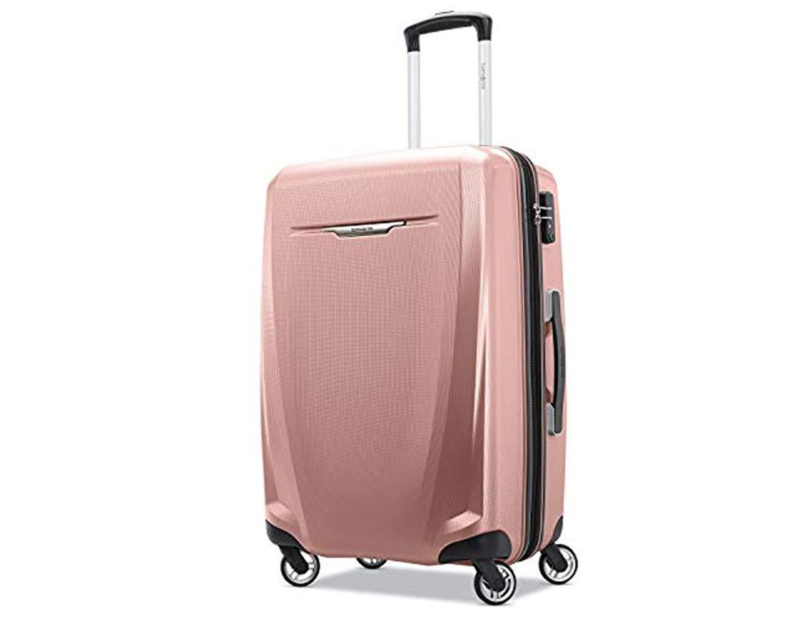2be831c4f42e Samsonite Winfield 3 Dlx Hardside Checked Luggage With Spinner ...