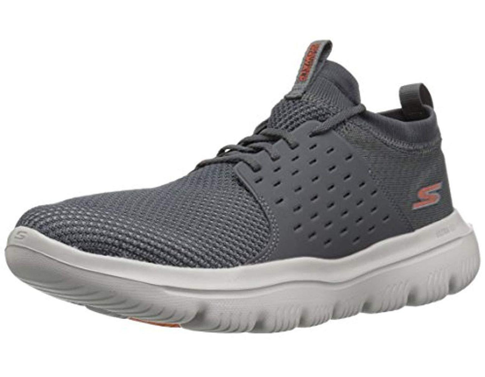 dc439884c155a Men's Gray Go Walk Evolution Ultra Turbo Sneaker