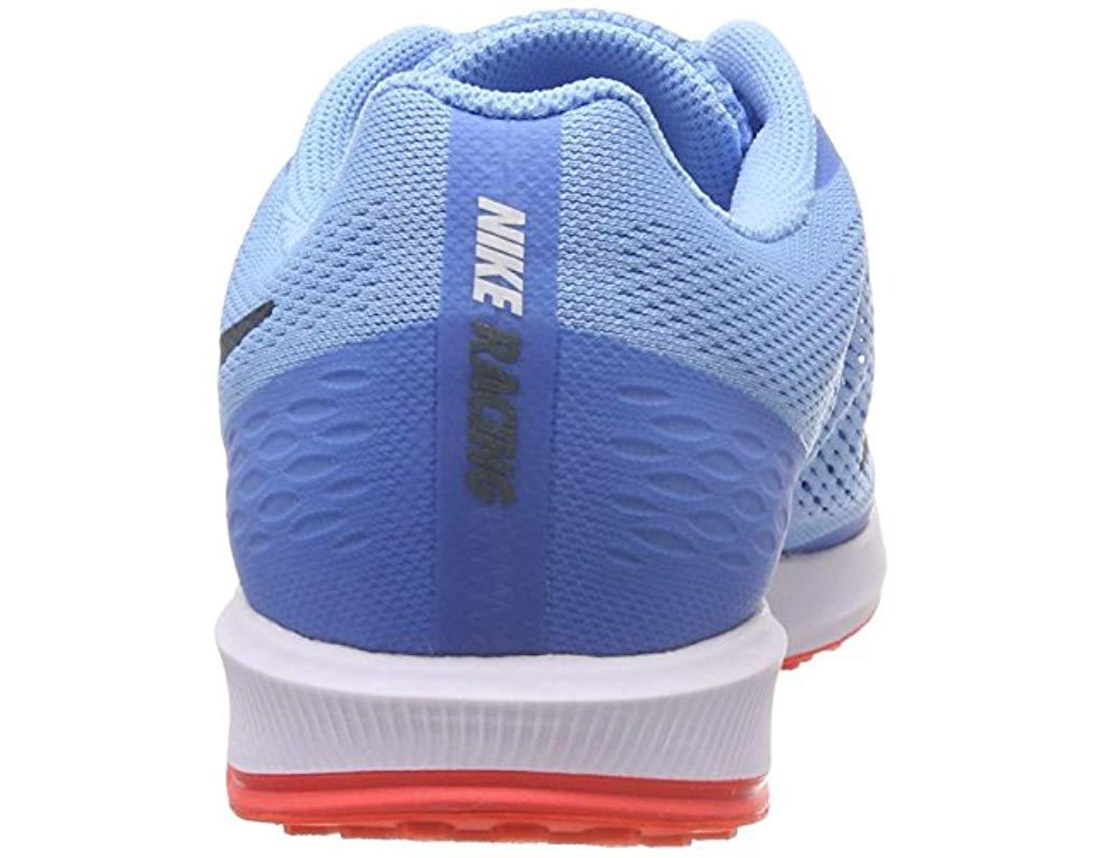 38214b2da8ad3 Blue Unisex Adults' Air Zoom Speed Rival 6 Running Shoes
