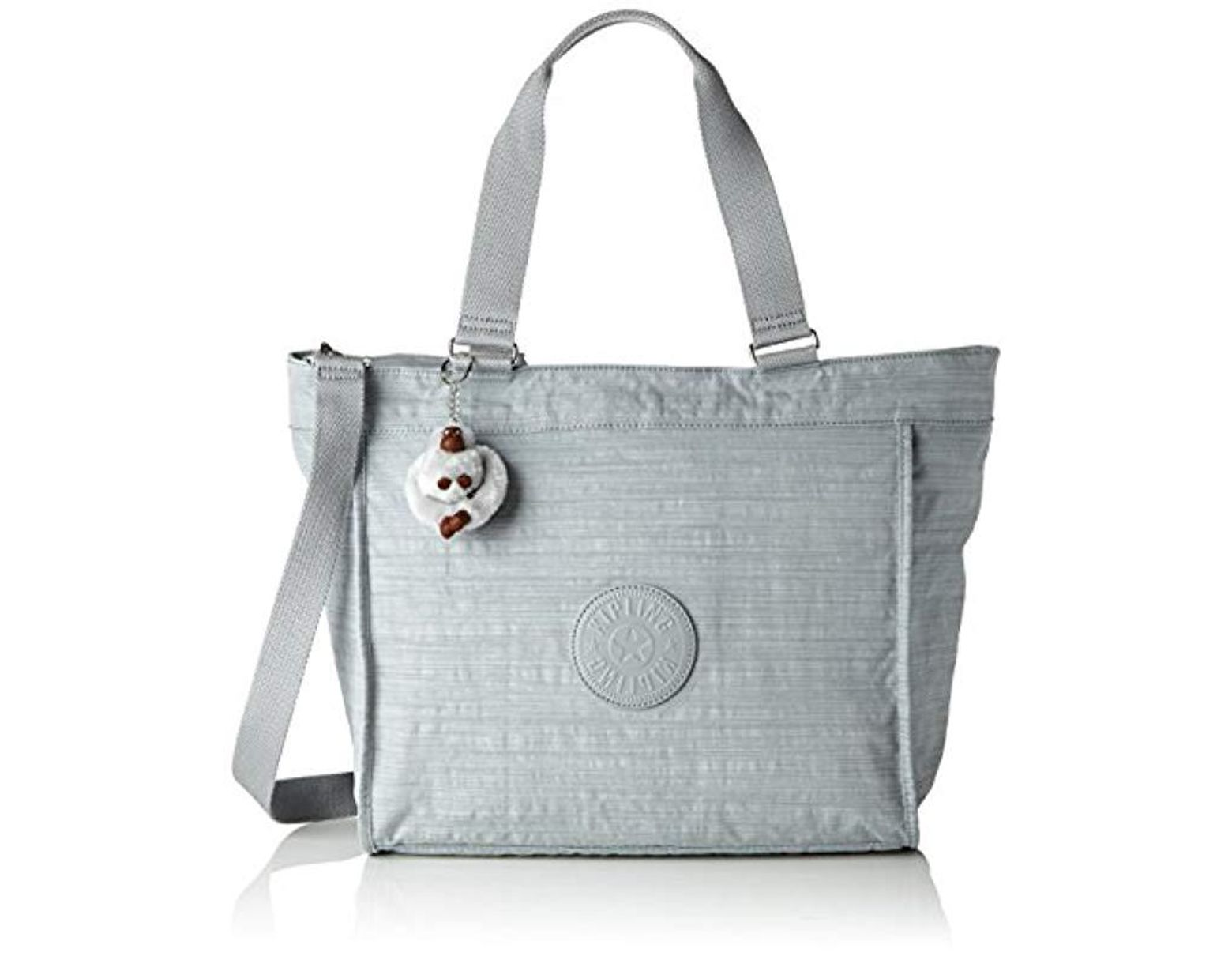 New Shopper FemmeMulticolore Coloris De Gris ZwPuiOTkX