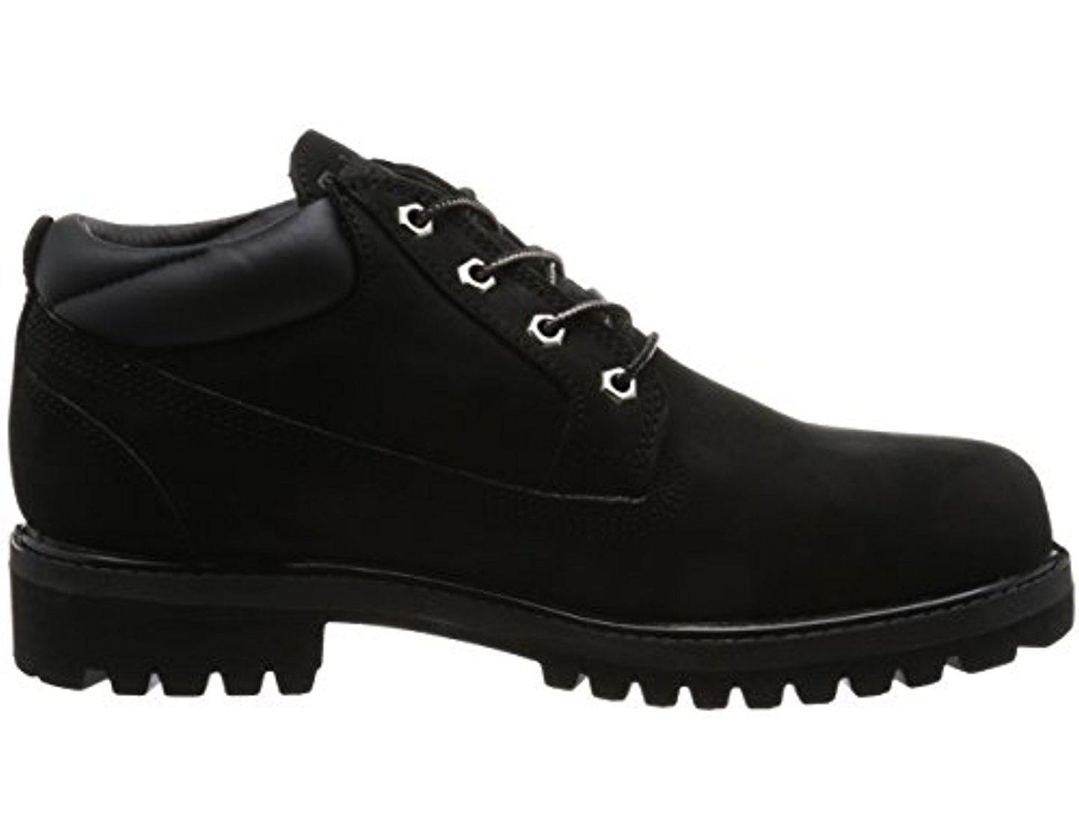 35ec61a571f Men's Black Icon Premium Waterproof Oxford