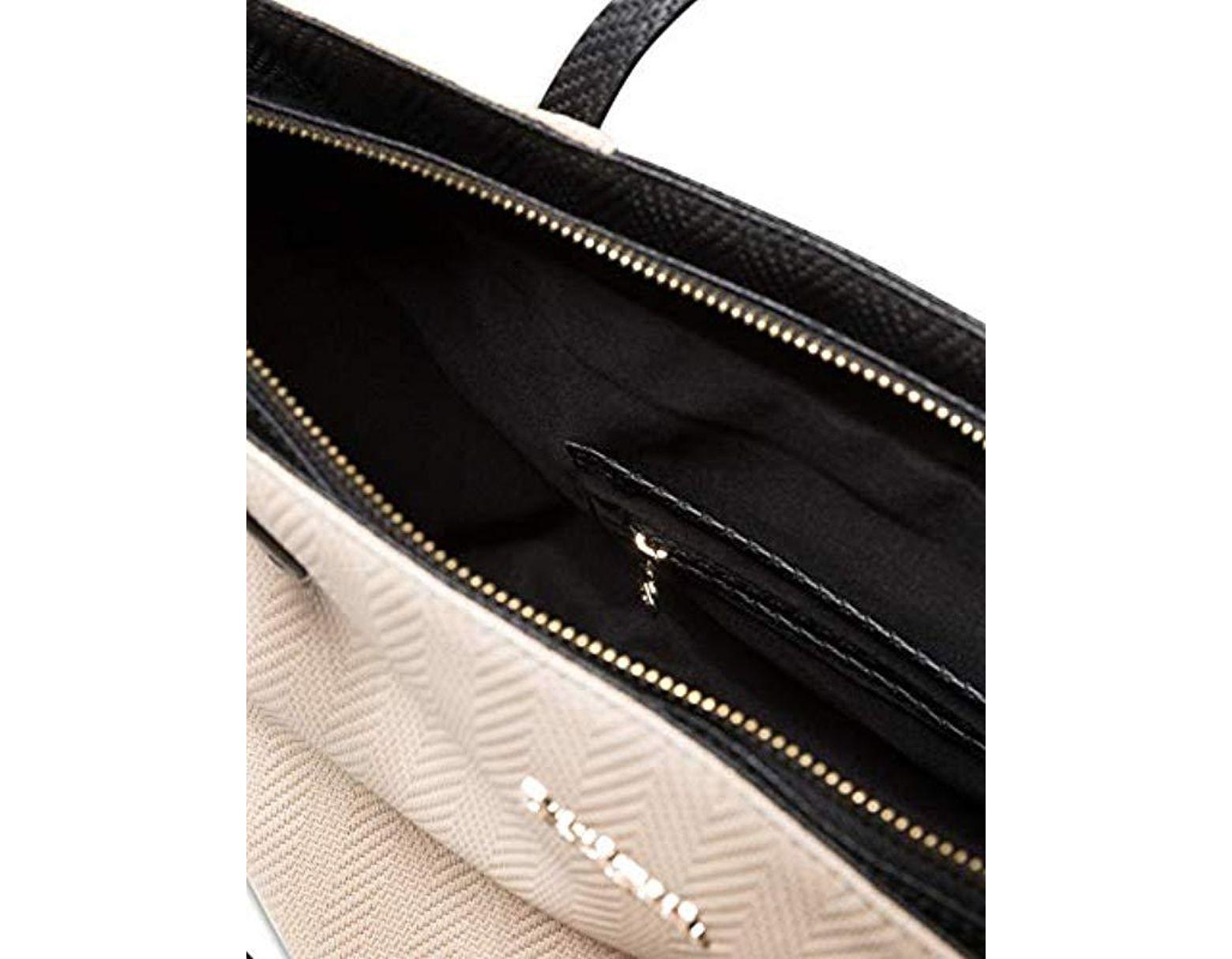 De Blanc Zipper Neutre Lady Capri Sac Coloris Femme FKlJ3T1c