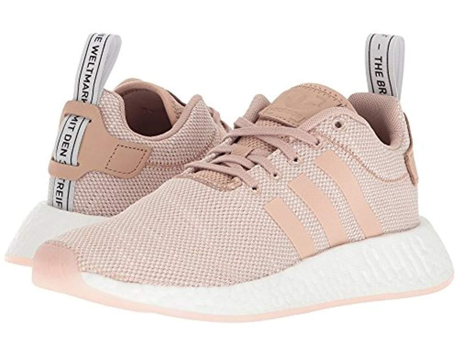f94c759907f73 Women's Pink Nmd_r2 W Running Shoe