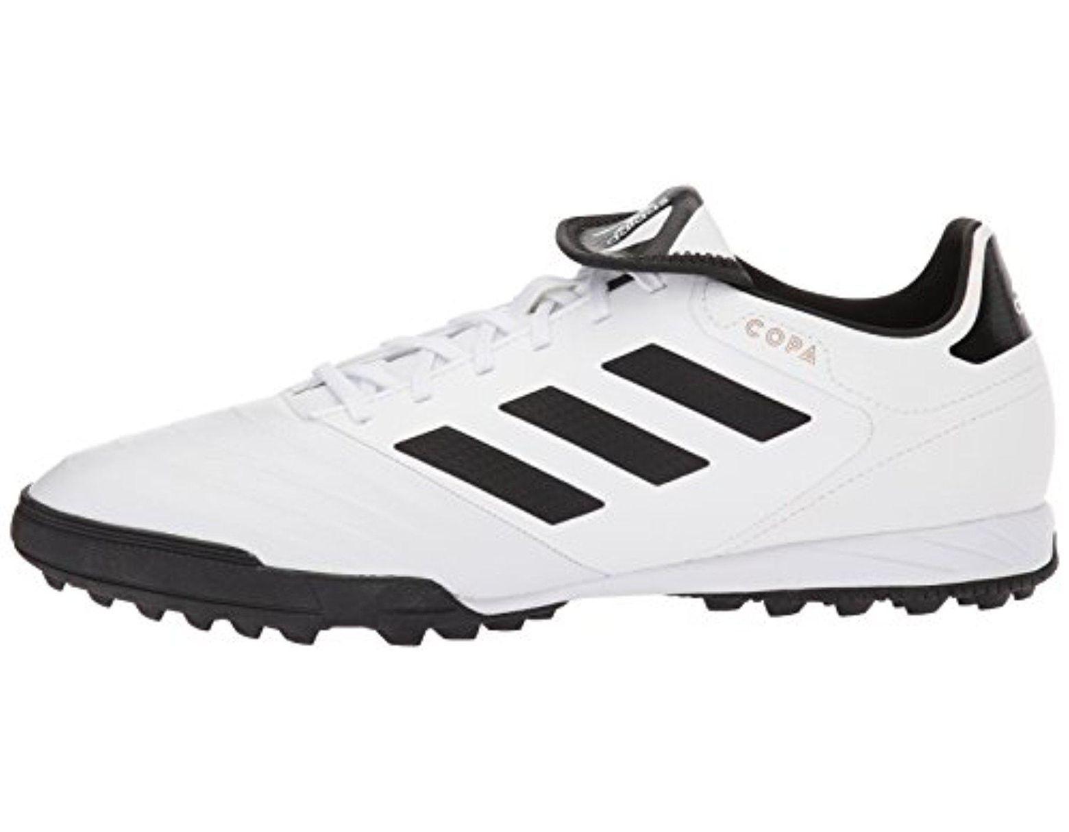 fe220ca368 adidas Originals Adidas Copa Tango 18.3 Tf Soccer Shoe in White for Men -  Lyst