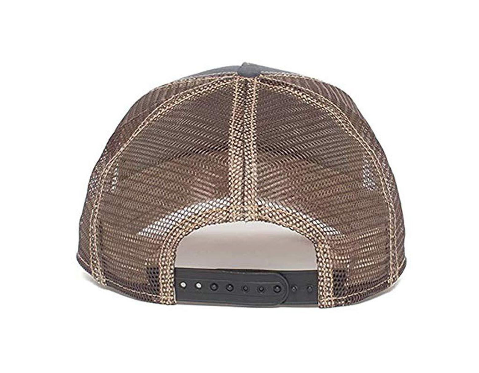 99590a327c18c Goorin Bros Animal Farm Trucker Hat in Gray for Men - Save 3% - Lyst
