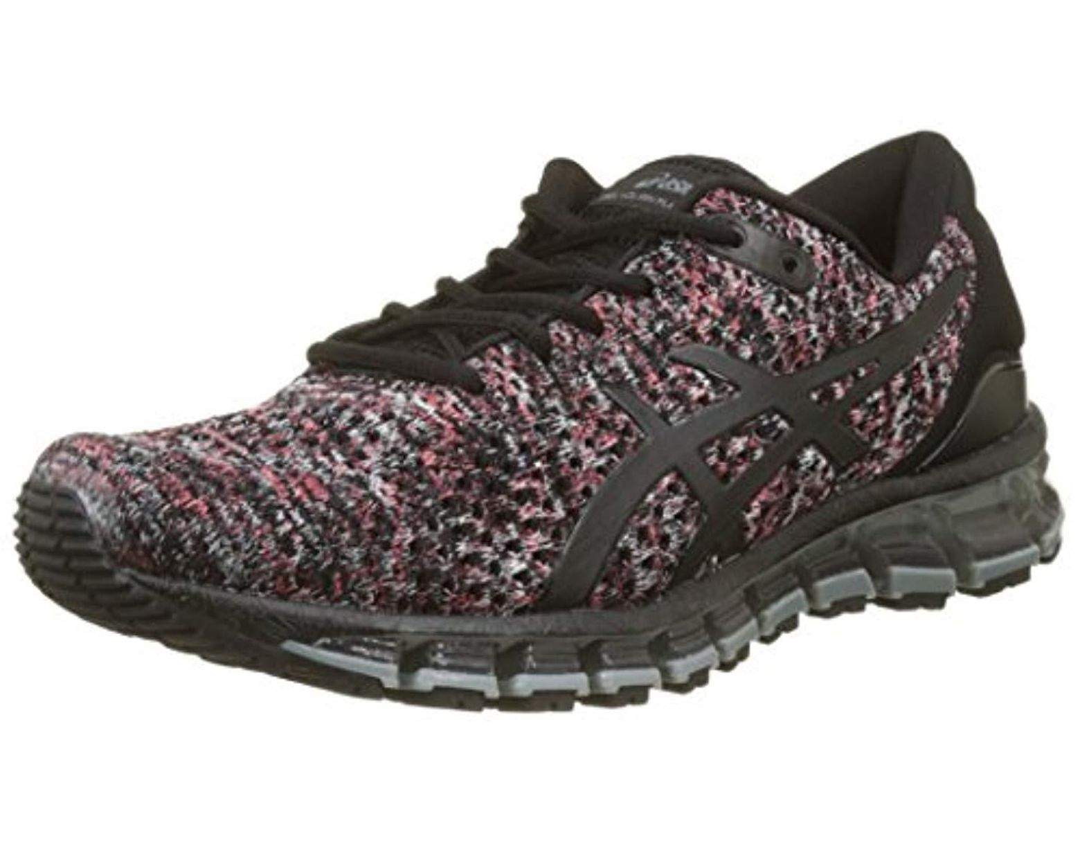 detailed look 9a809 c0c4c Asics Gel-quantum 360 Knit 2 Running Shoes in Black for Men - Save 33% -  Lyst