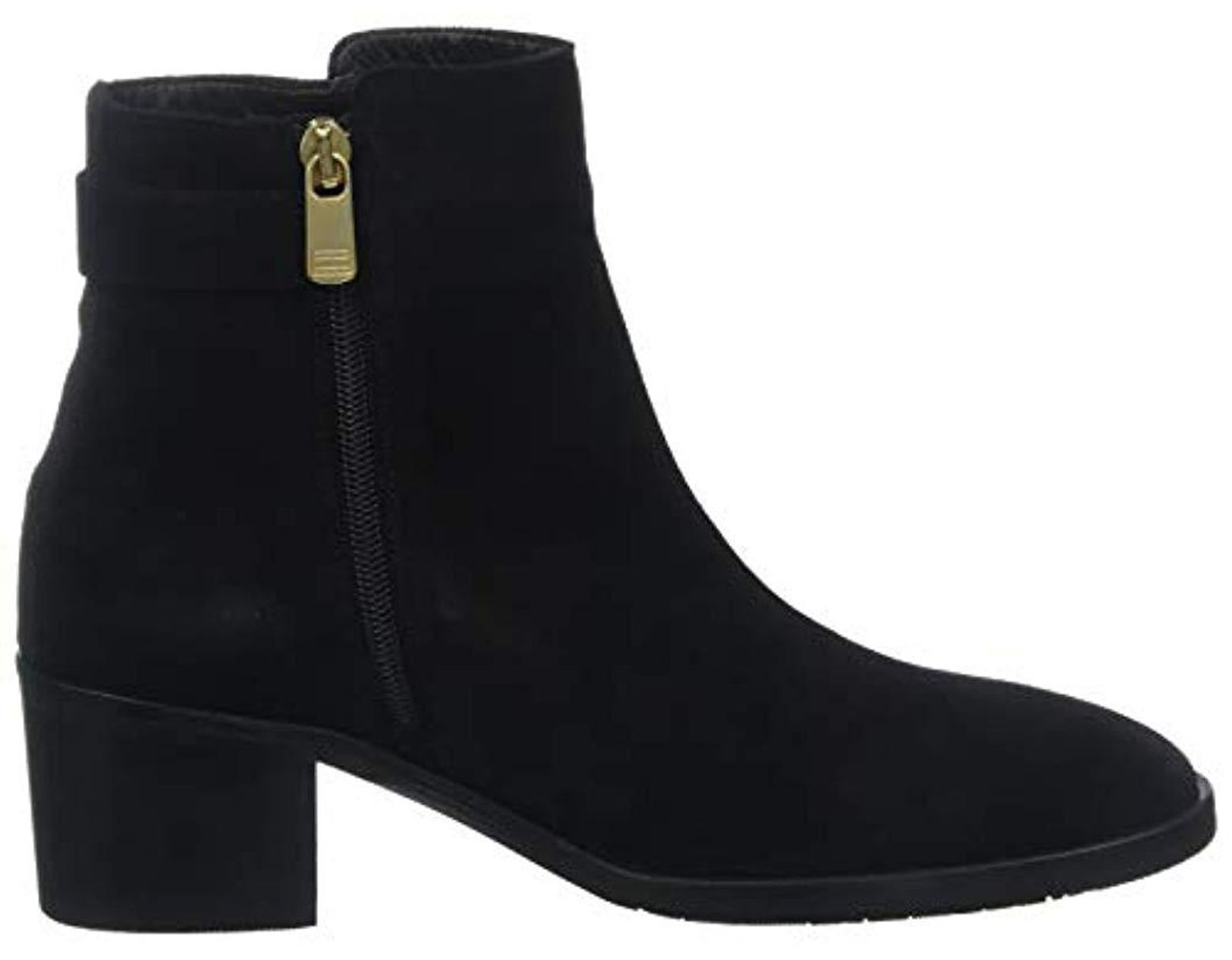 Mid S Th Hilfiger Boot Buckle Tommy Heel doeWQrBCx