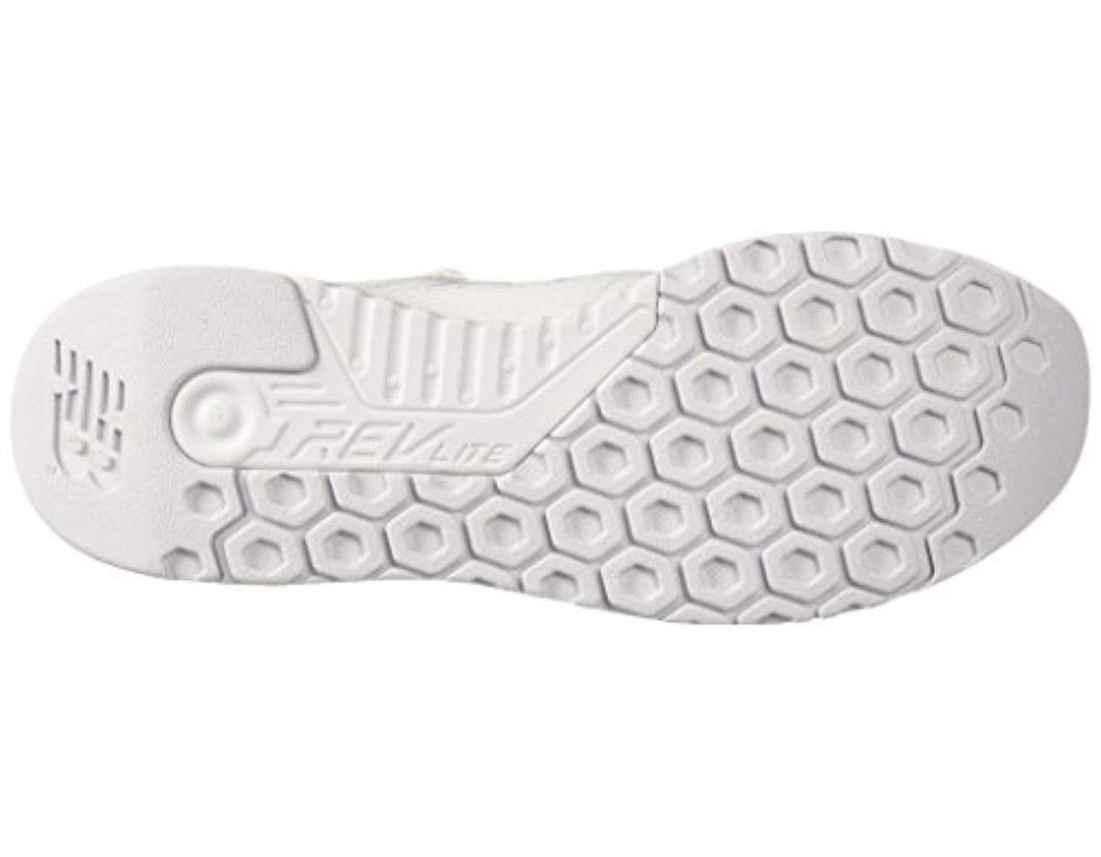 b133614447 247v1, Zapatillas Unisex Adulto New Balance de hombre de color Blanco - 81  % de descuento - Lyst